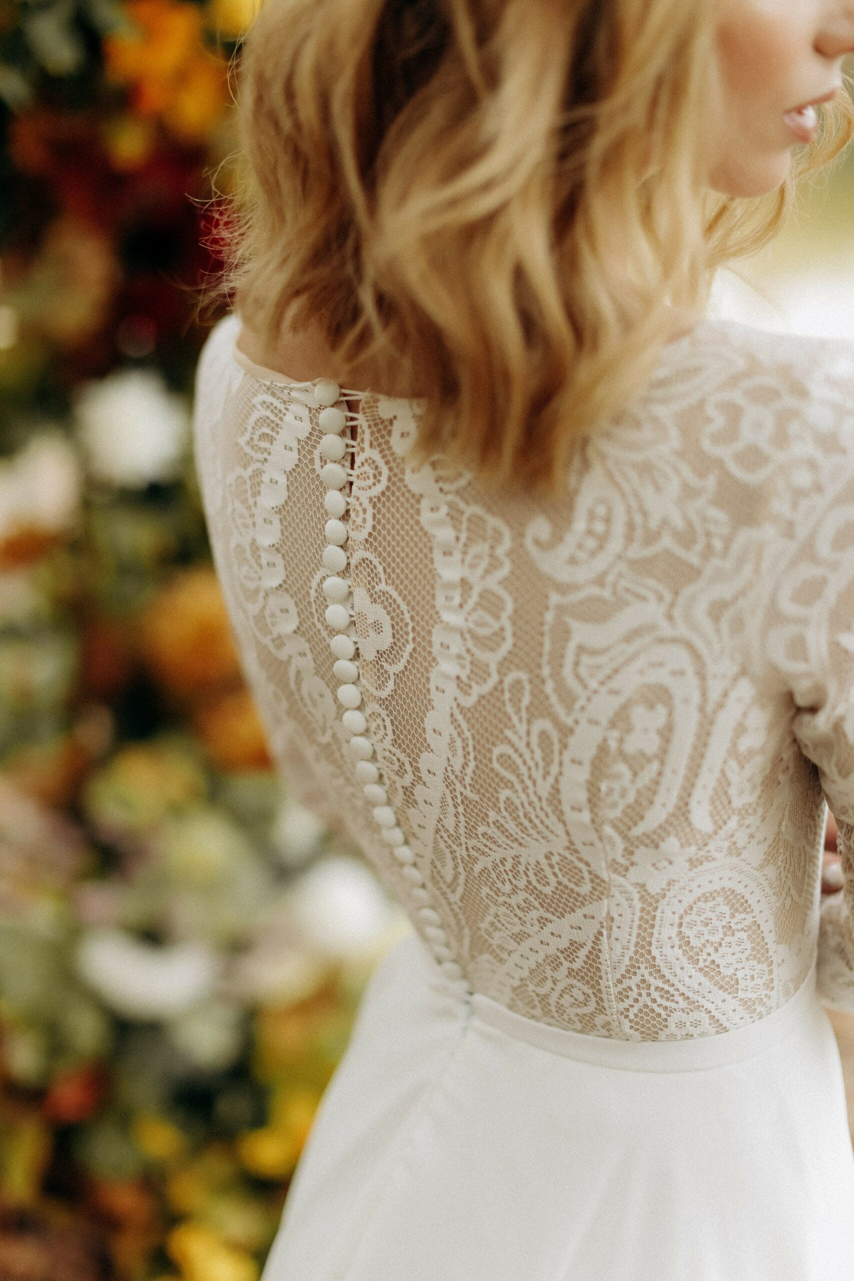 Свадебное платье «AURORA», коллекция «BOHEMIAM OF WILDLIFE», бренд»LORA SONG» №2