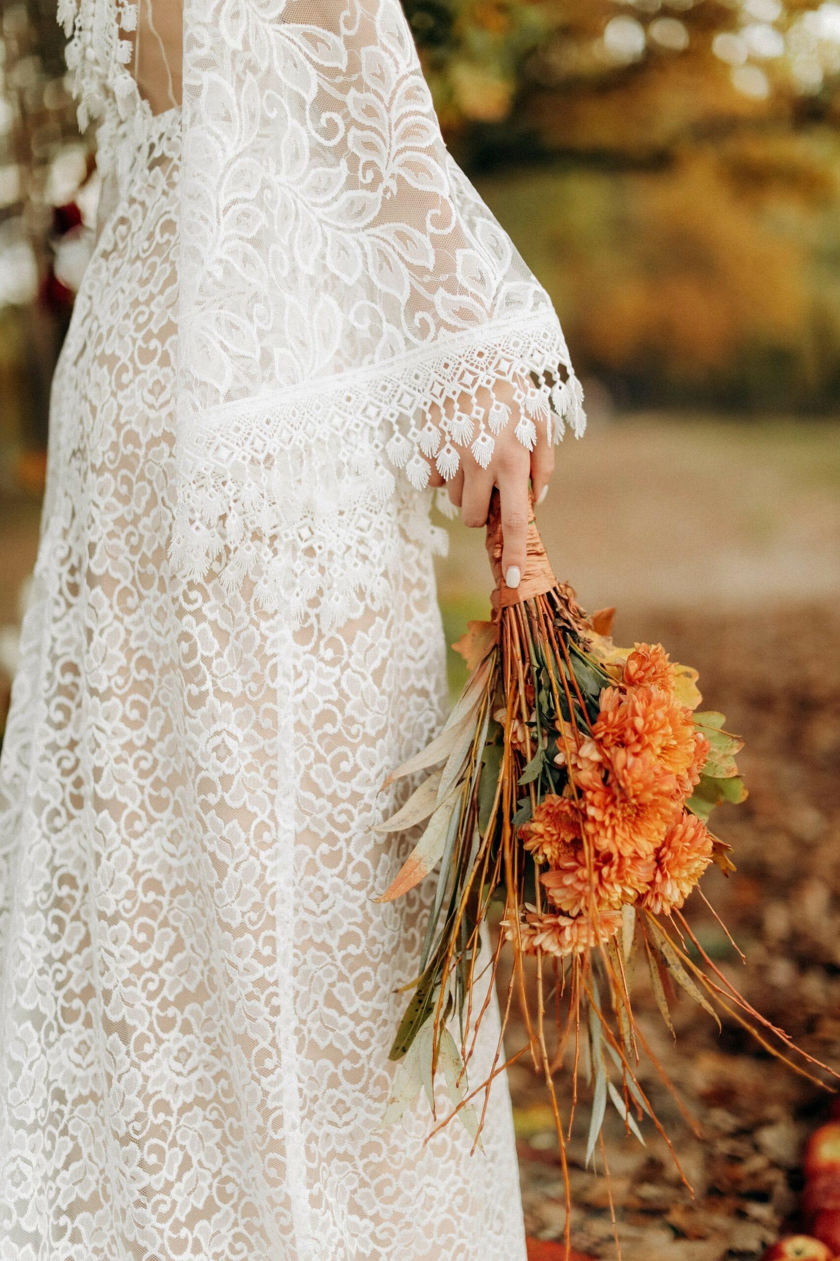 Свадебное платье «HANNA», коллекция «BOHEMIAM OF WILDLIFE», бренд «LORA SONG» №3