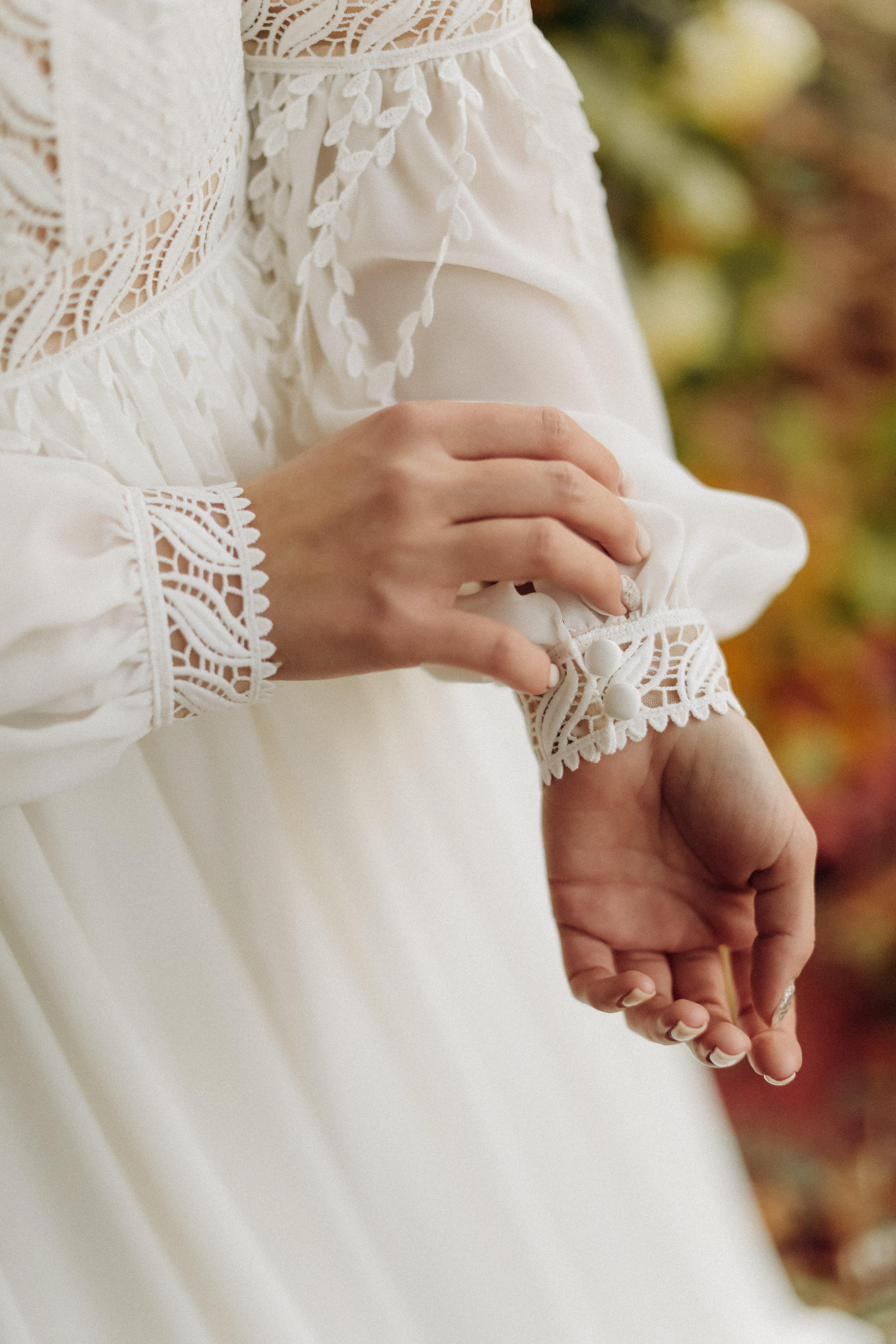Свадебное платье «GIA», коллекция «BOHEMIAM OF WILDLIFE», бренд «LORA SONG» №2