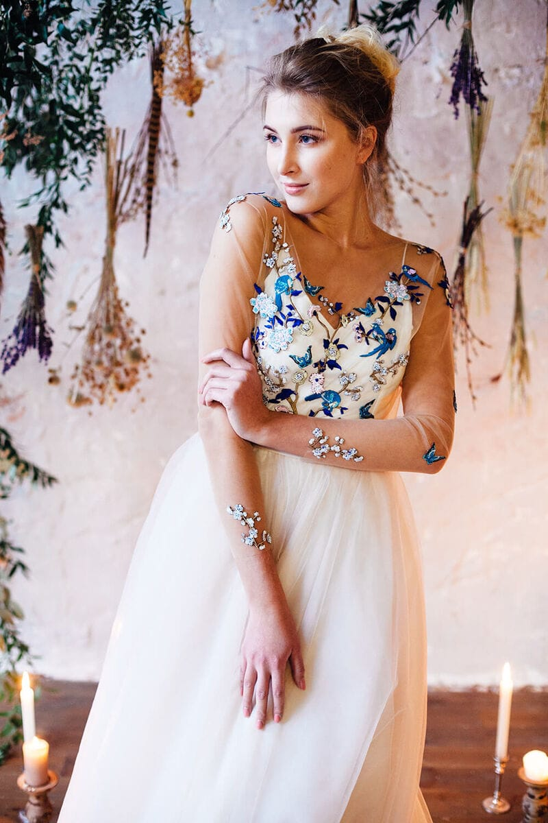 Свадебное платье AZALEA, коллекция THE LOOK OF ANGEL, бренд RARE BRIDAL, фото 2