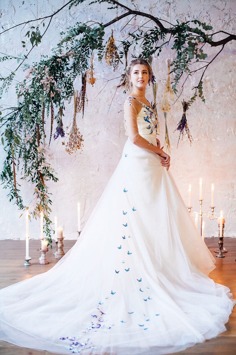 Свадебное платье AZALEA, коллекция THE LOOK OF ANGEL, бренд RARE BRIDAL, фото 7