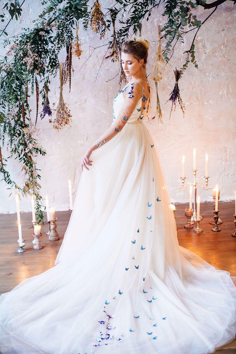 Свадебное платье AZALEA, коллекция THE LOOK OF ANGEL, бренд RARE BRIDAL, фото 5