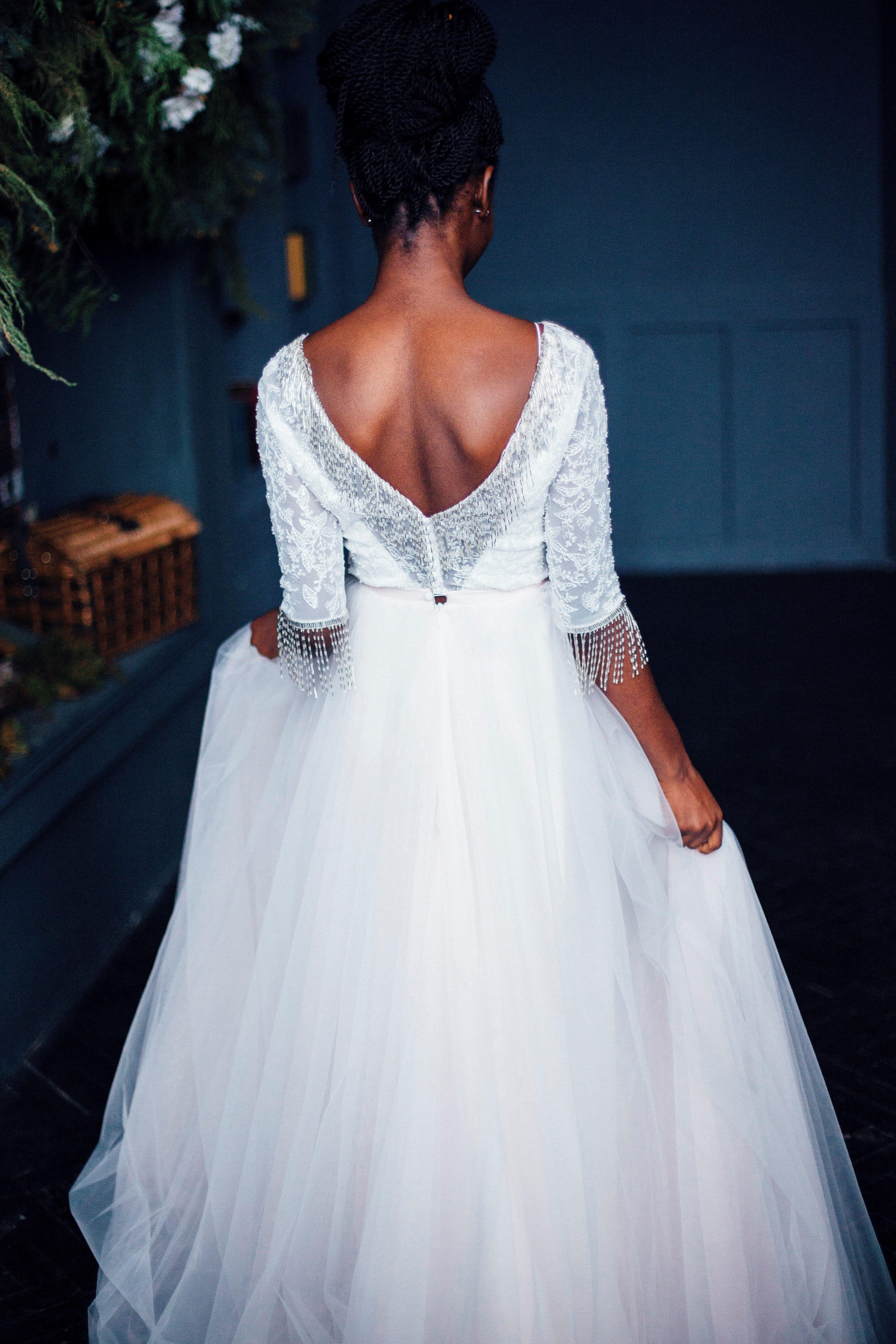 Свадебное платье ALISSIYA, коллекция THE ABSOLUTE LOVE, бренд RARE BRIDAL, фото 2
