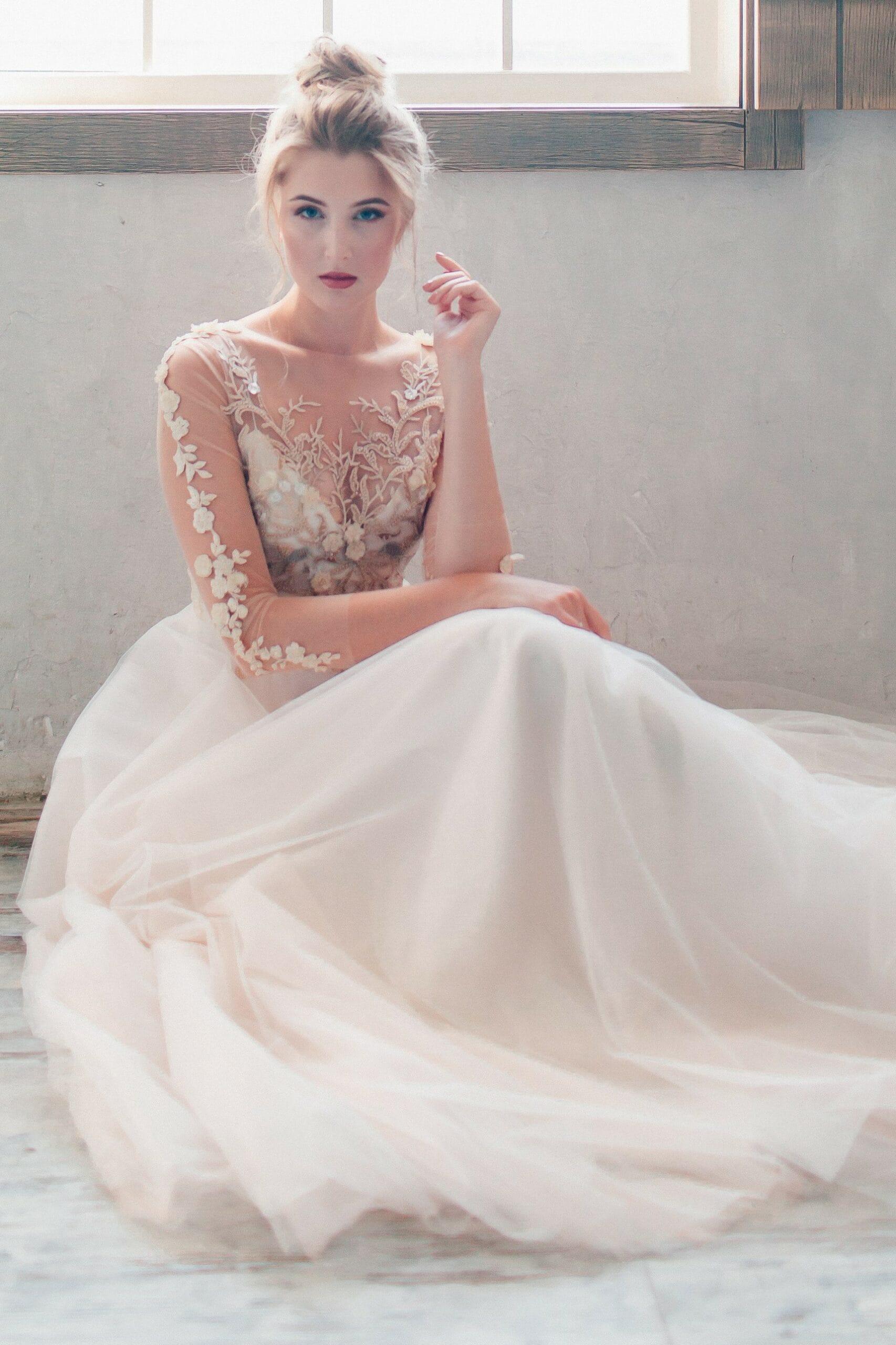 Свадебное платье ARIELA, коллекция THE ANGELS, бренд RARE BRIDAL, фото 1