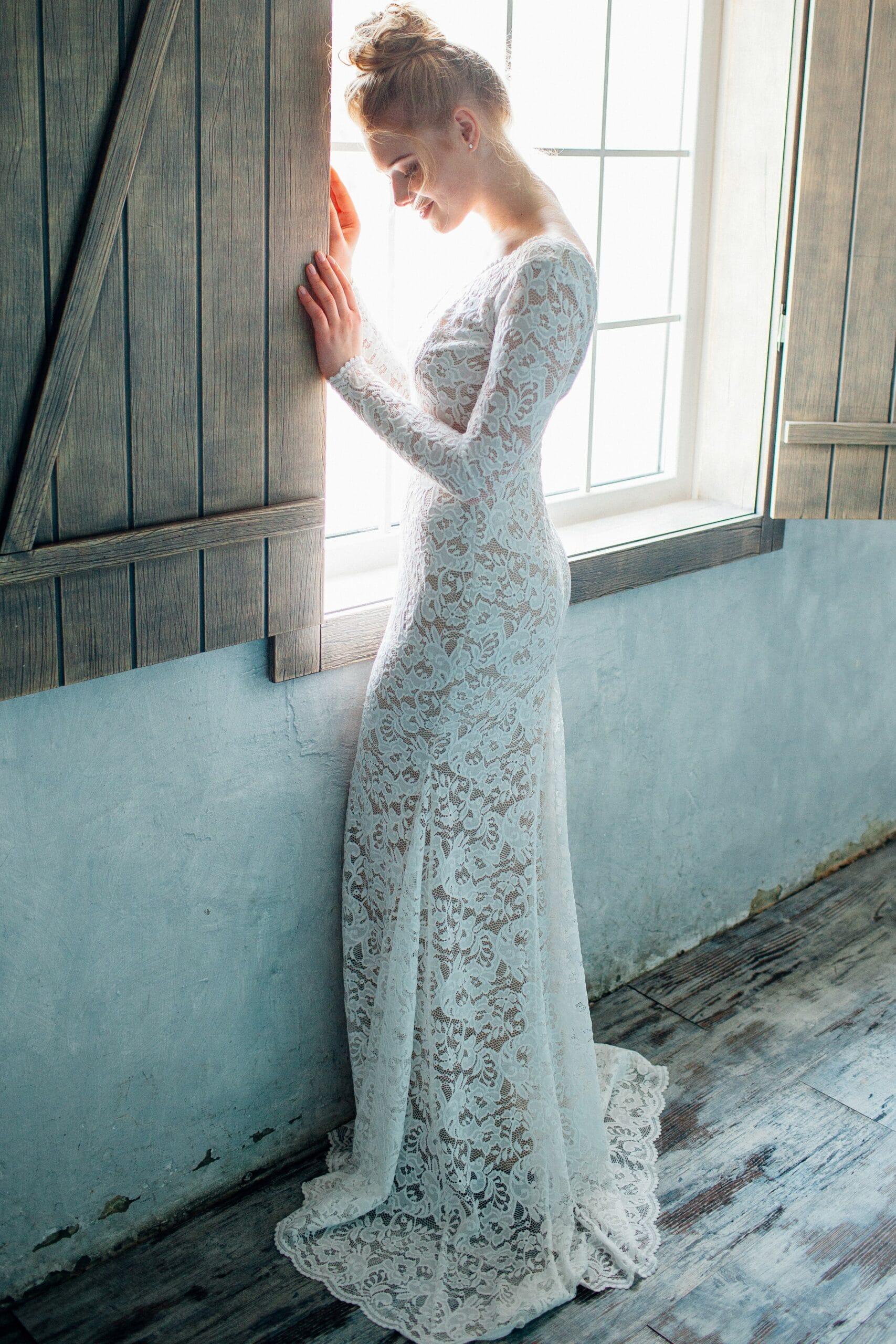 Свадебное платье SARIELA, коллекция THE ANGELS, бренд RARE BRIDAL, фото 1