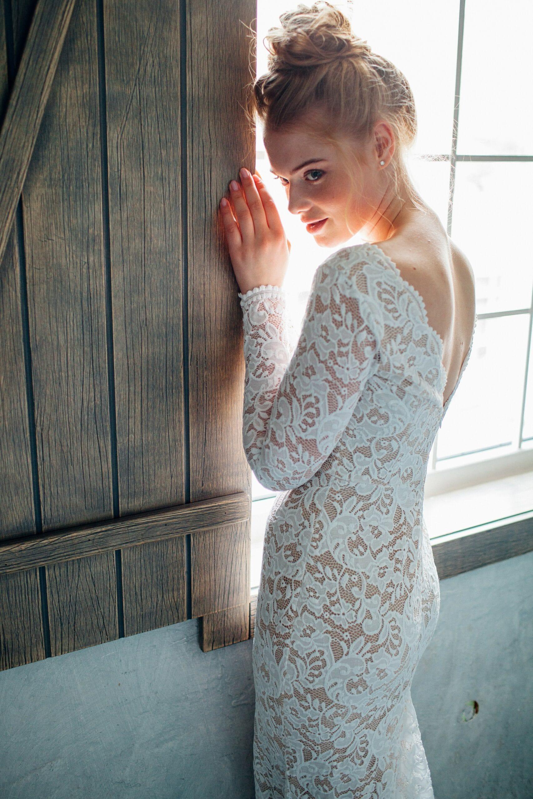 Свадебное платье SARIELA, коллекция THE ANGELS, бренд RARE BRIDAL, фото 2