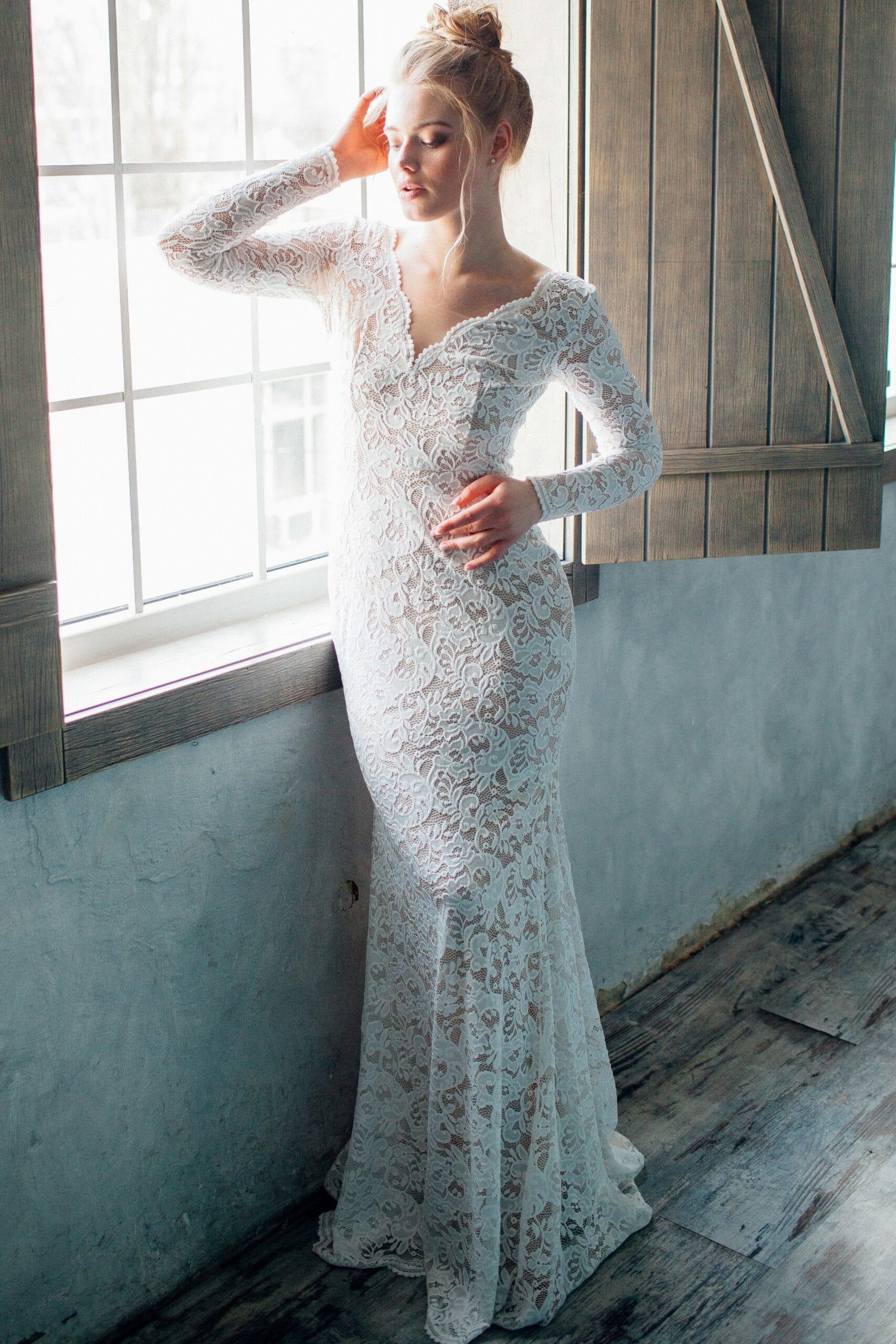 Свадебное платье SARIELA, коллекция THE ANGELS, бренд RARE BRIDAL, фото 4