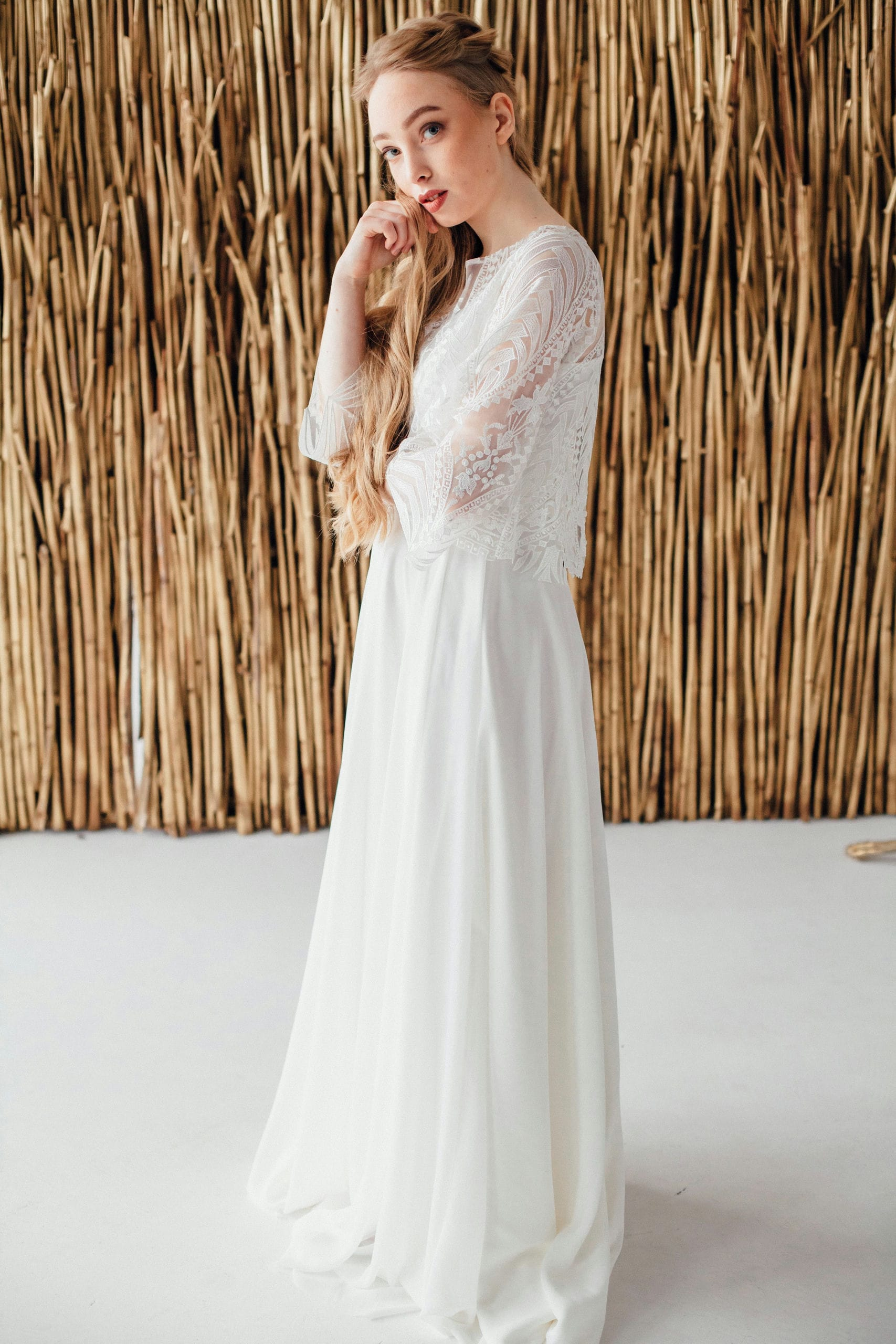Свадебное платье CHRIS, коллекция MAGIC OF TENDERNESS, бренд LORA SONG, фото 1