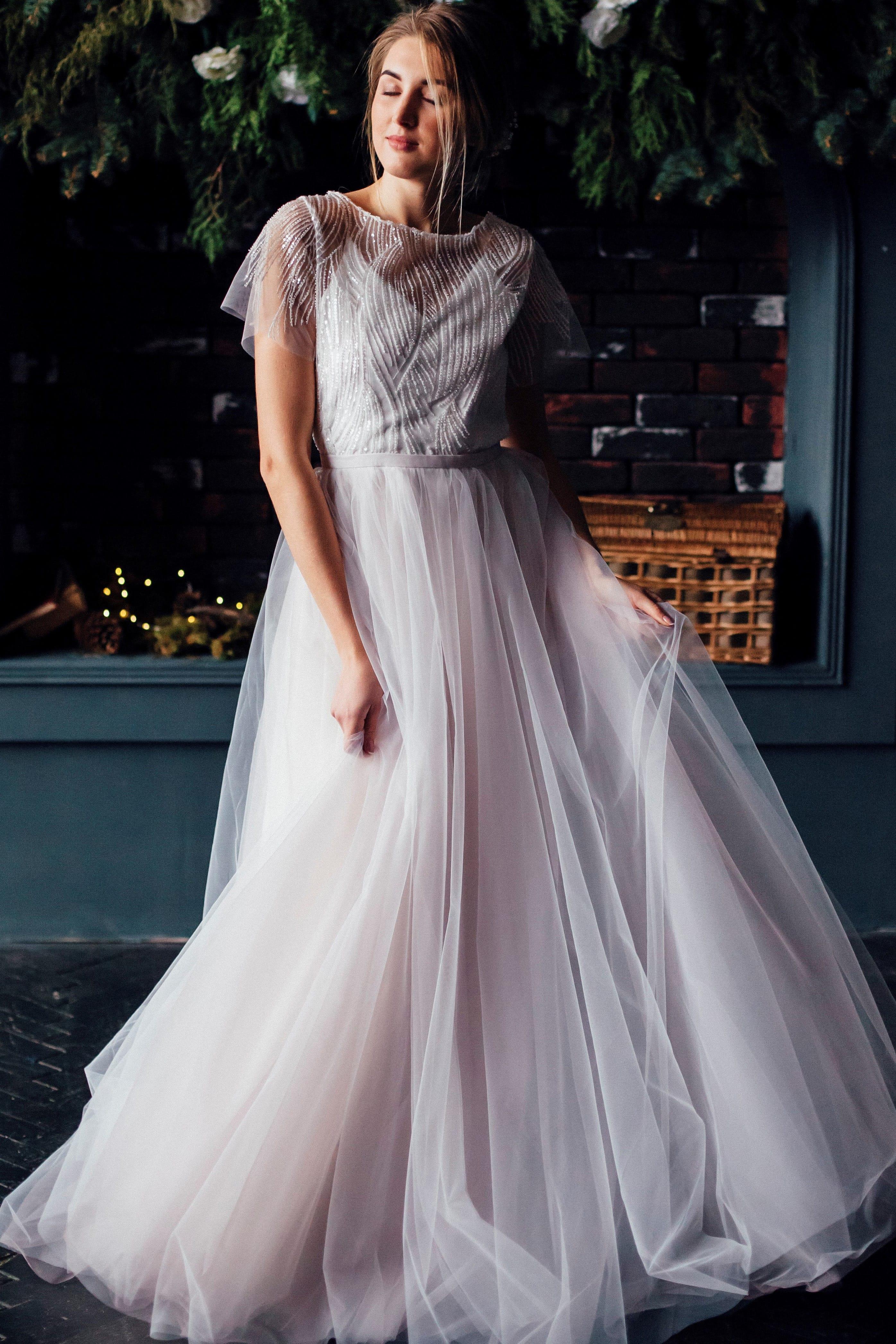 Свадебное платье TRINITY, коллекция THE ABSOLUTE LOVE, бренд RARE BRIDAL, фото 1