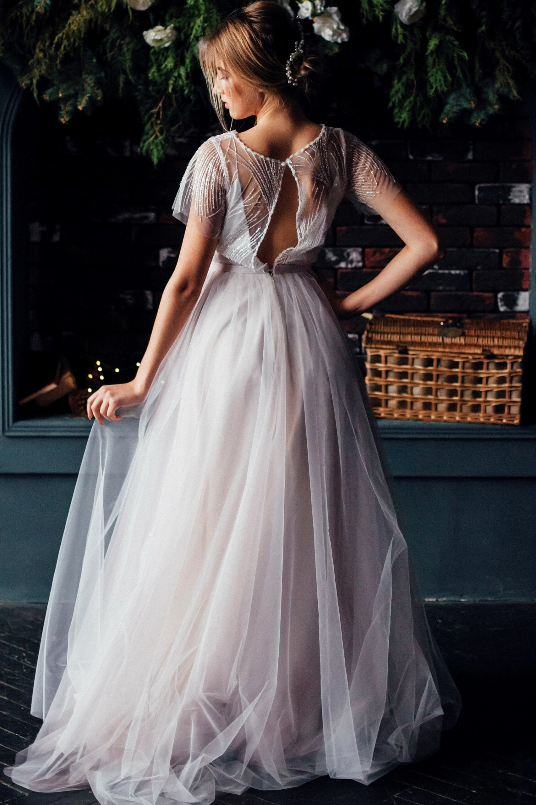 Свадебное платье TRINITY, коллекция THE ABSOLUTE LOVE, бренд RARE BRIDAL, фото 2