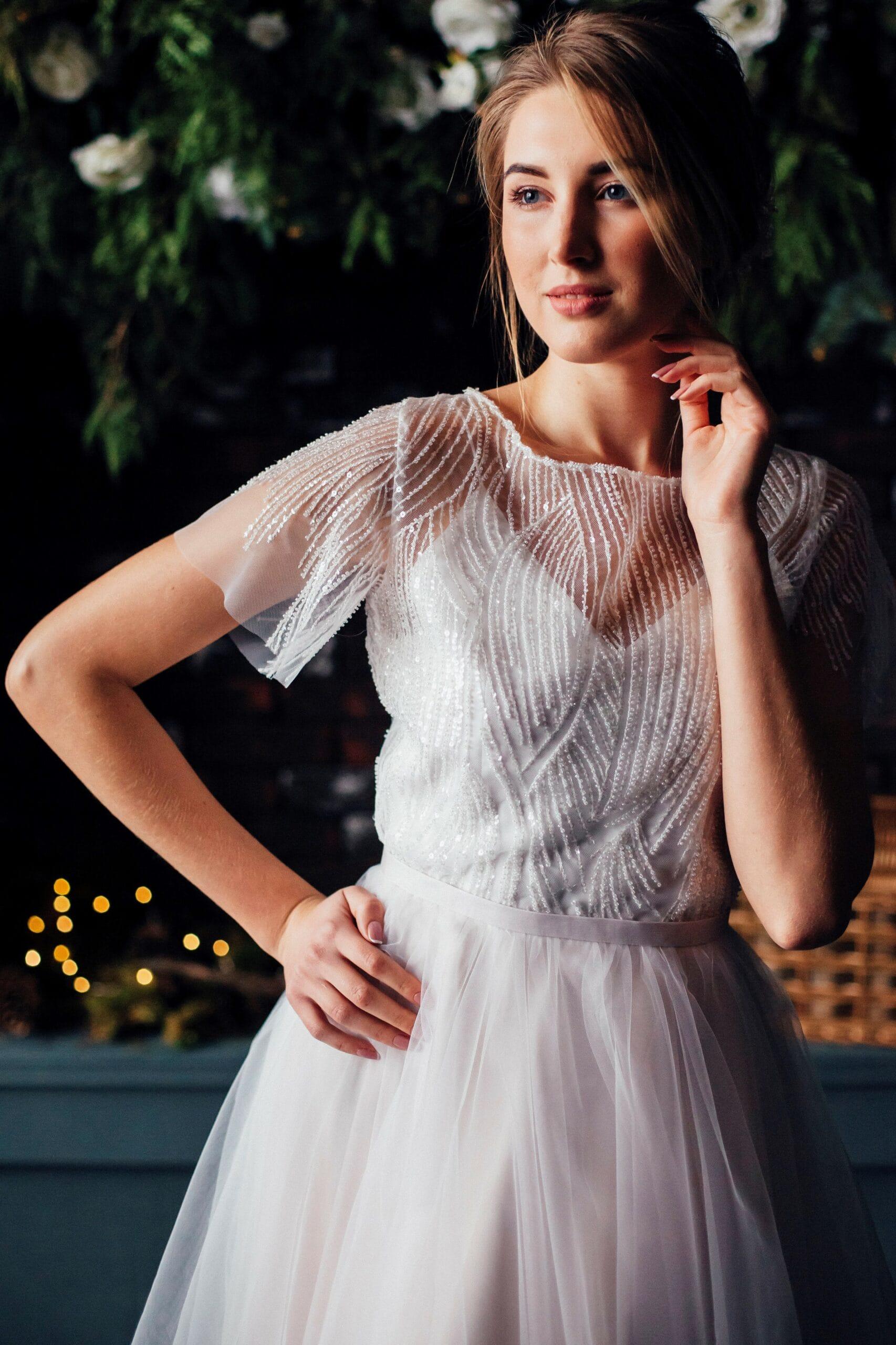 Свадебное платье TRINITY, коллекция THE ABSOLUTE LOVE, бренд RARE BRIDAL, фото 4