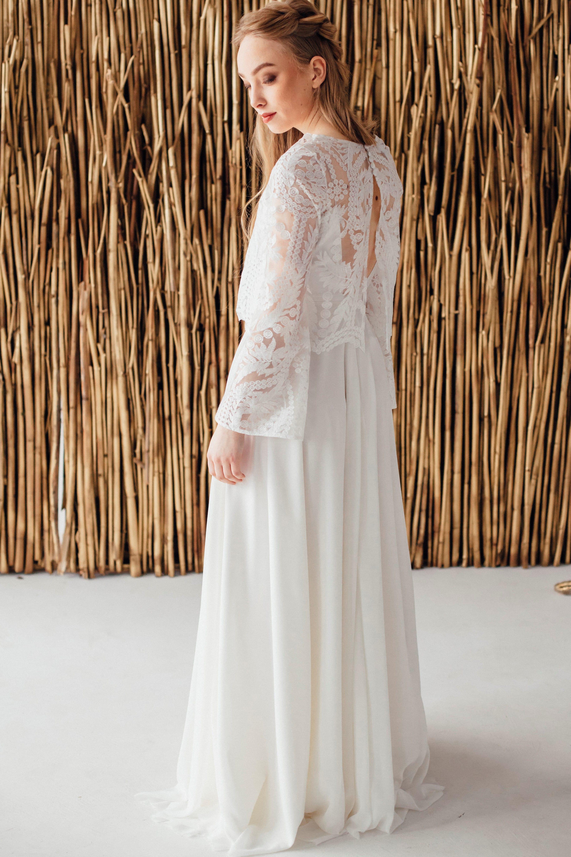 Свадебное платье EMILIA, коллекция MAGIC OF TENDERNESS, бренд LORA SONG, фото 1