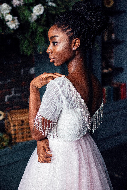 Свадебное платье JOYCE, коллекция THE ABSOLUTE LOVE, бренд RARE BRIDAL, фото 3