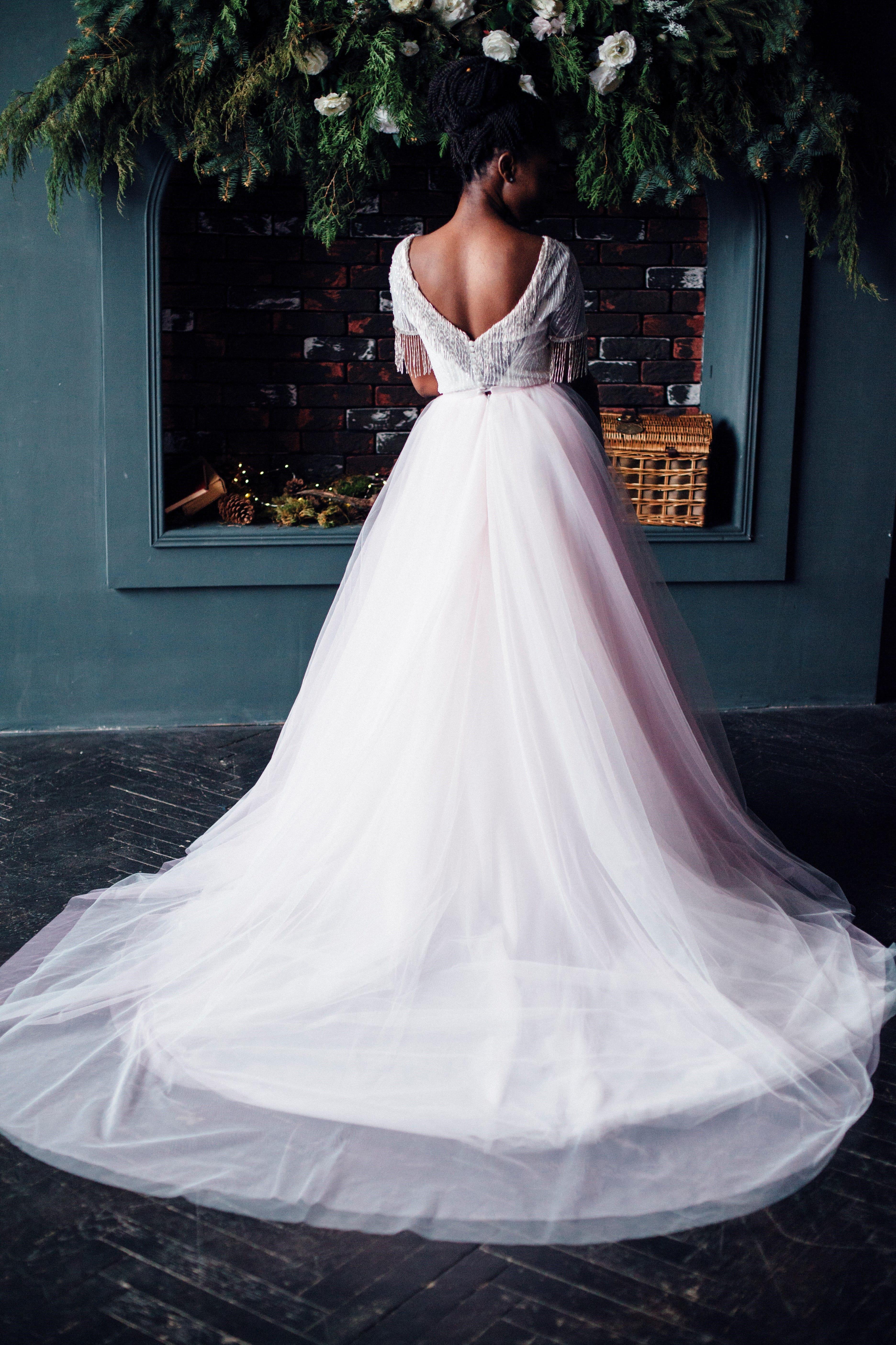 Свадебное платье JOYCE, коллекция THE ABSOLUTE LOVE, бренд RARE BRIDAL, фото 4