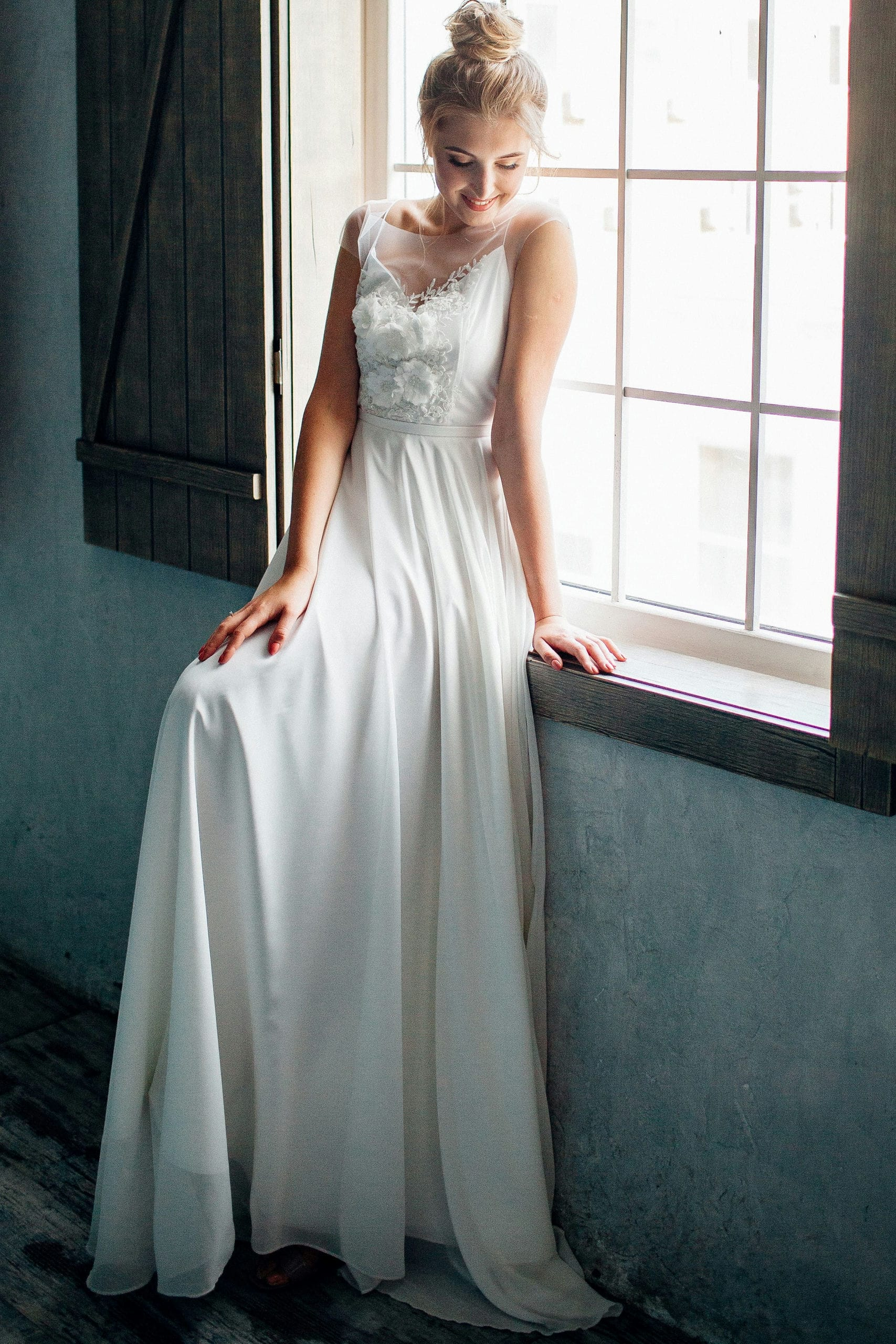 Свадебное платье ZARALLA, коллекция THE ANGELS, бренд RARE BRIDAL, фото 1