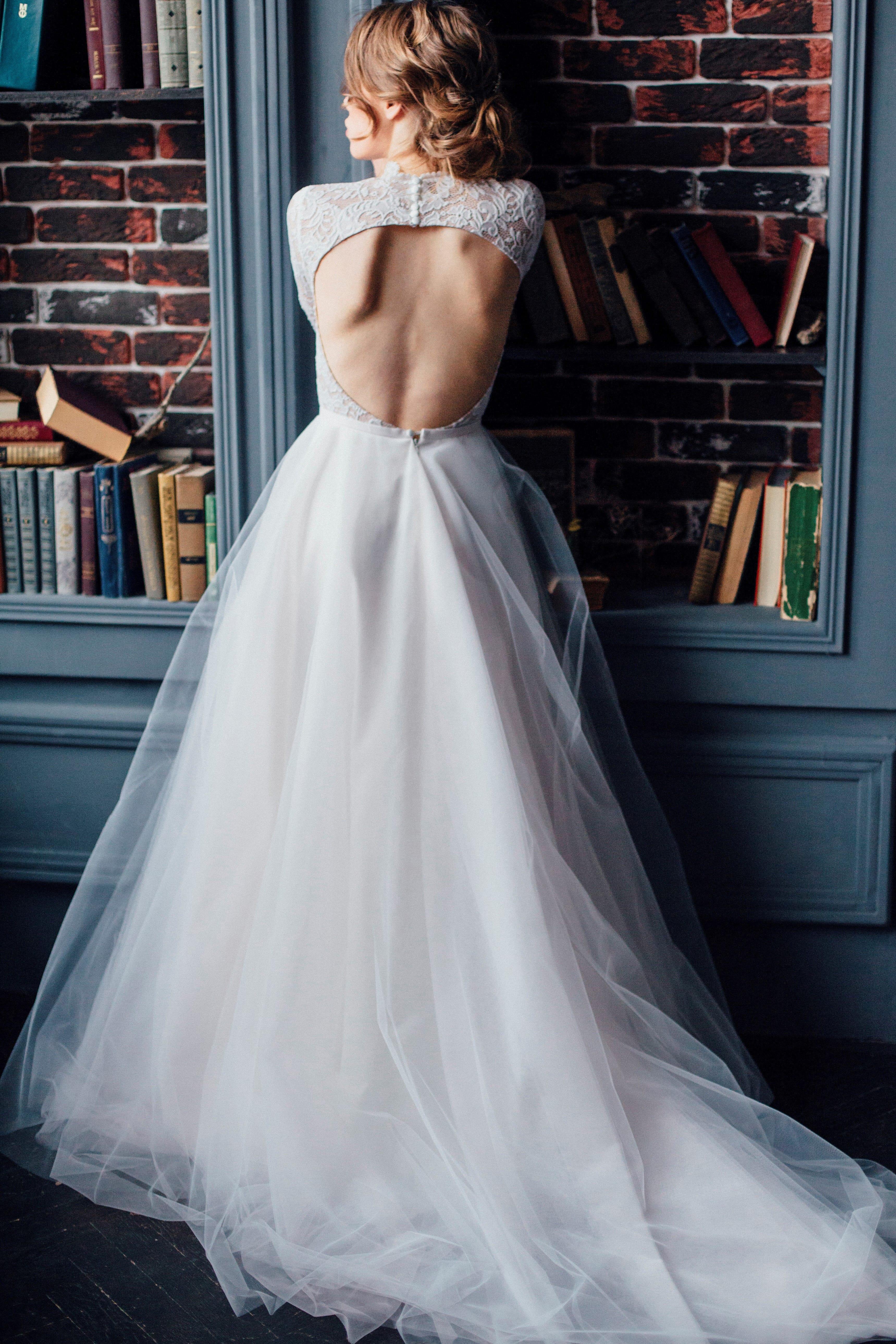 Свадебное платье KIMBERLY, коллекция THE ABSOLUTE LOVE, бренд RARE BRIDAL, фото 1