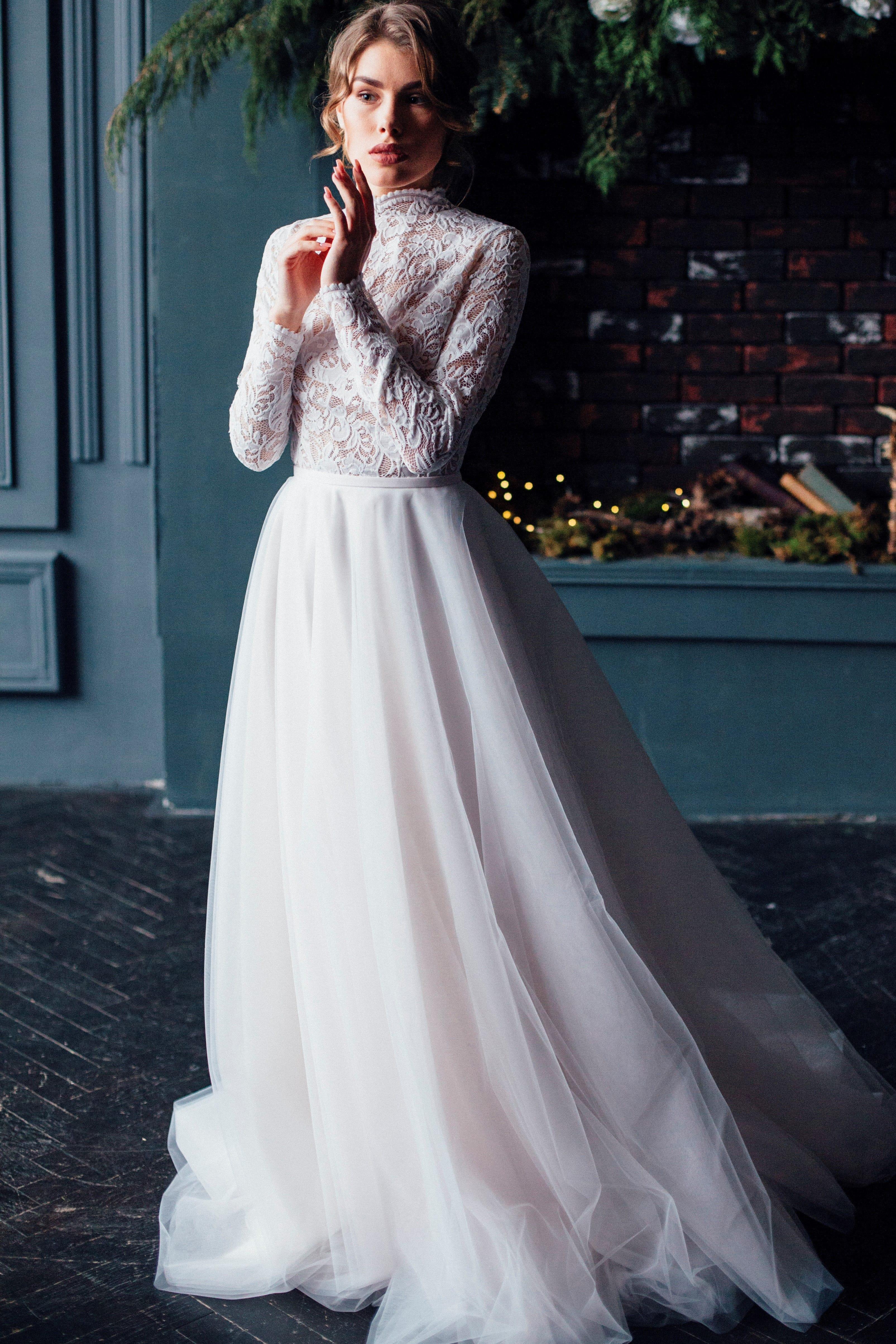 Свадебное платье KIMBERLY, коллекция THE ABSOLUTE LOVE, бренд RARE BRIDAL, фото 2
