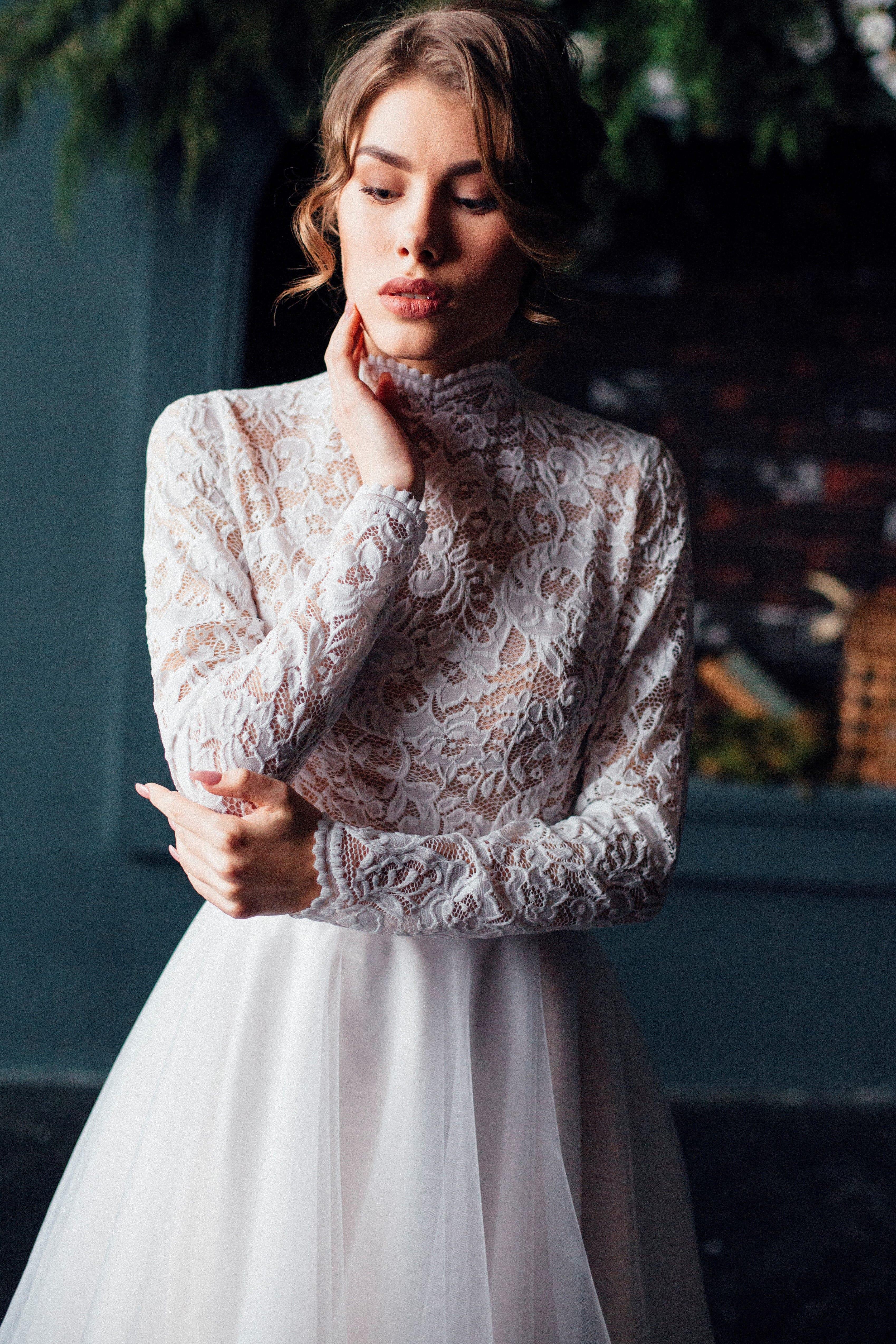 Свадебное платье KIMBERLY, коллекция THE ABSOLUTE LOVE, бренд RARE BRIDAL, фото 3