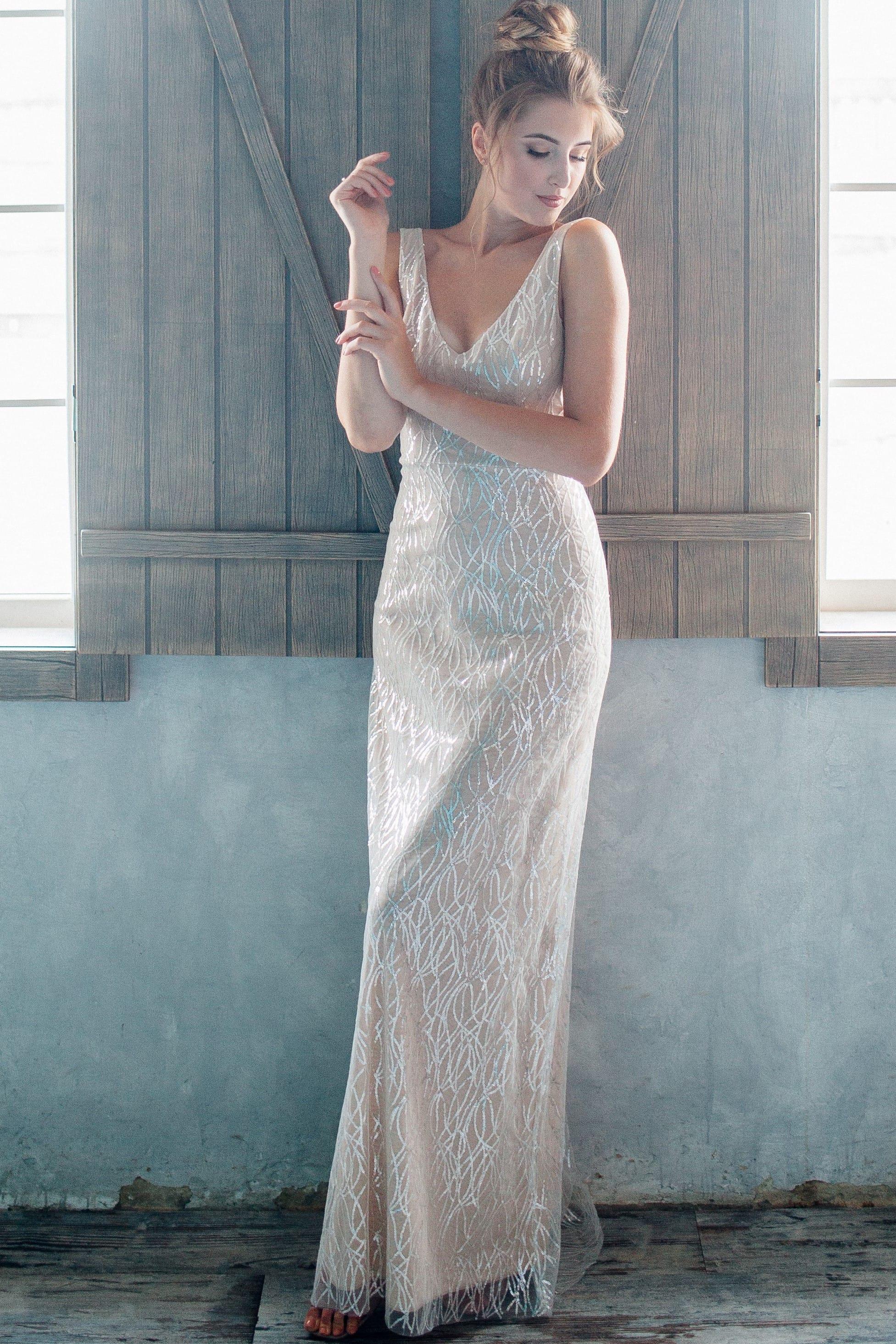 Свадебное платье RAMIELA, коллекция THE ANGELS, бренд RARE BRIDAL, фото 1
