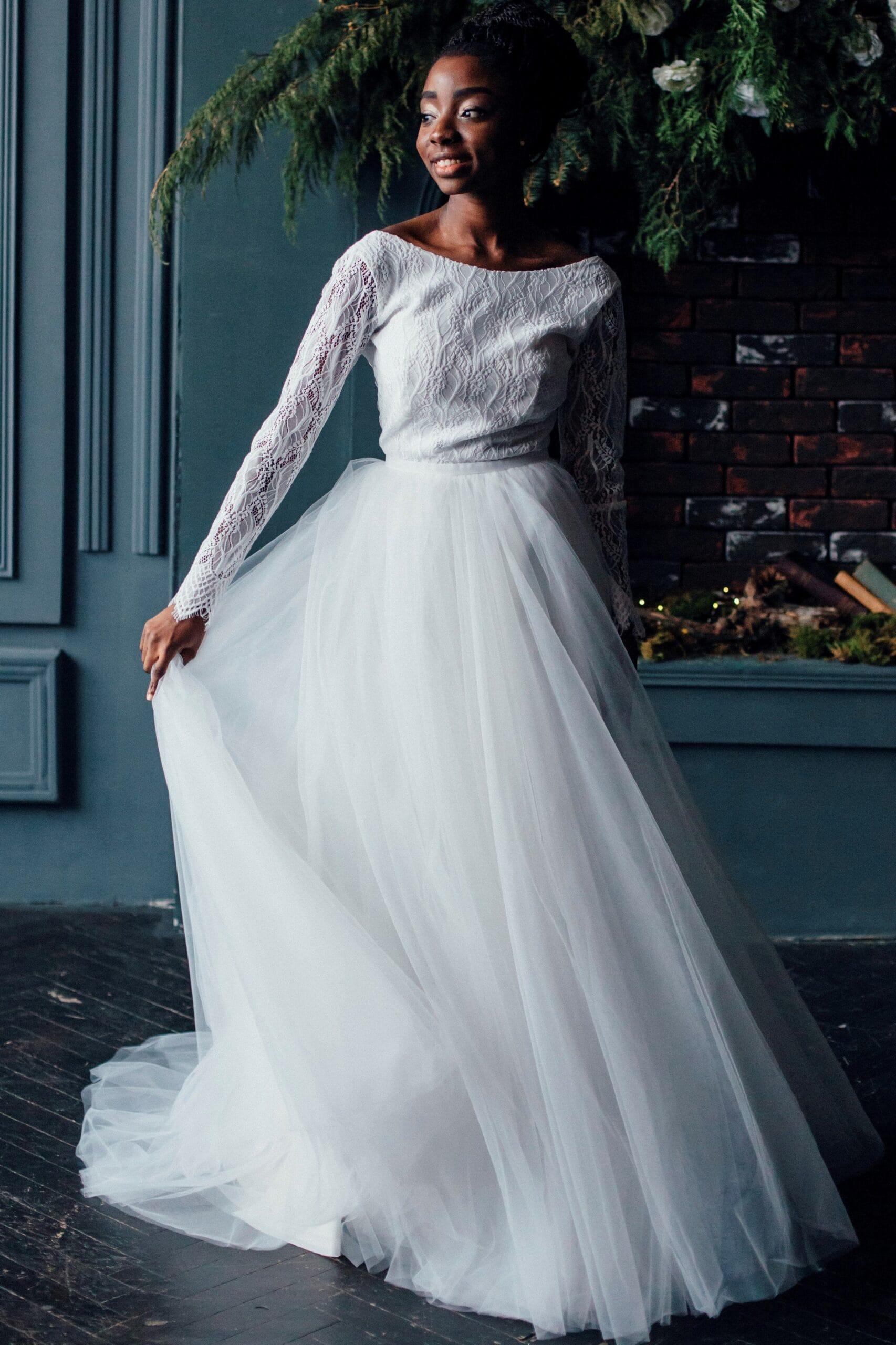 Свадебное платье JESSICA, коллекция THE ABSOLUTE LOVE, бренд RARE BRIDAL, фото 3