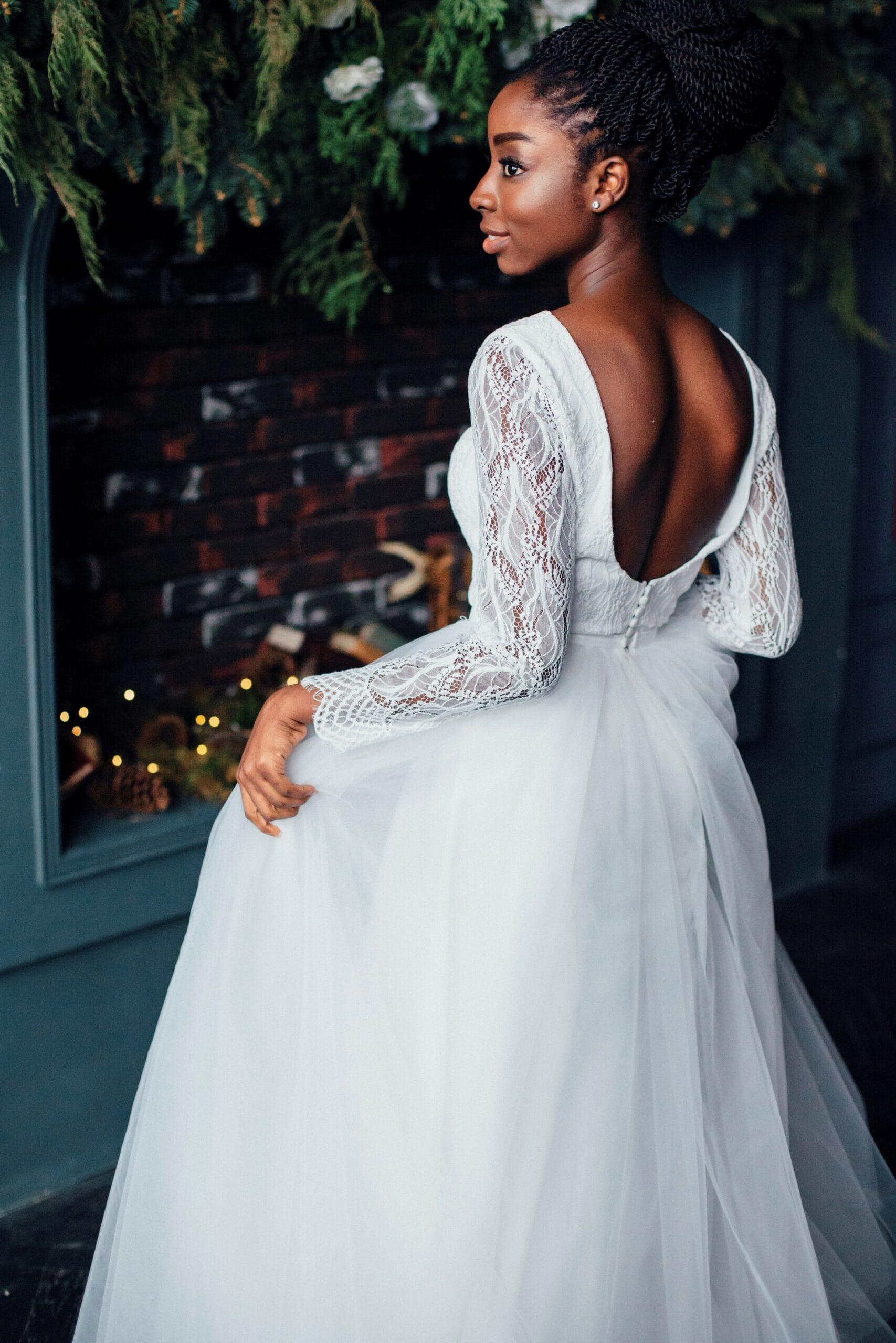 Свадебное платье JESSICA, коллекция THE ABSOLUTE LOVE, бренд RARE BRIDAL, фото 4