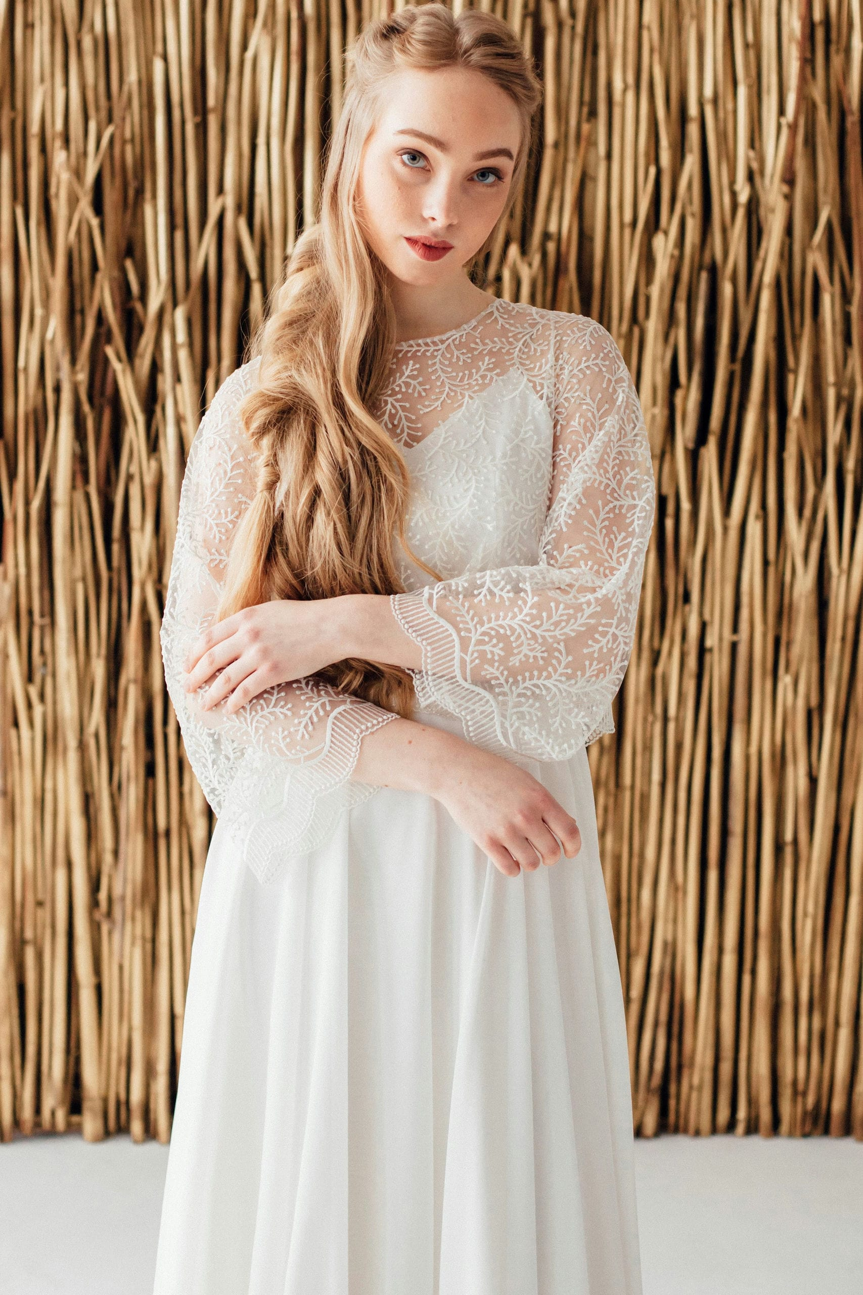 Свадебное платье SILENA, коллекция MAGIC OF TENDERNESS, бренд LORA SONG, фото 2