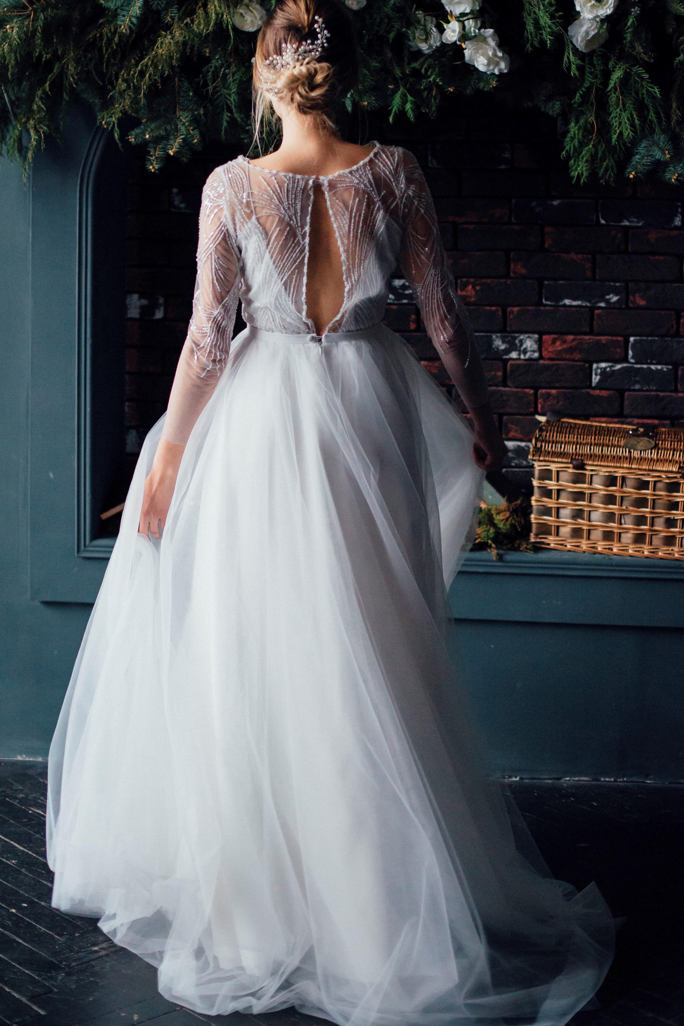 Свадебное платье EVELYN, коллекция THE ABSOLUTE LOVE, бренд RARE BRIDAL, фото 1