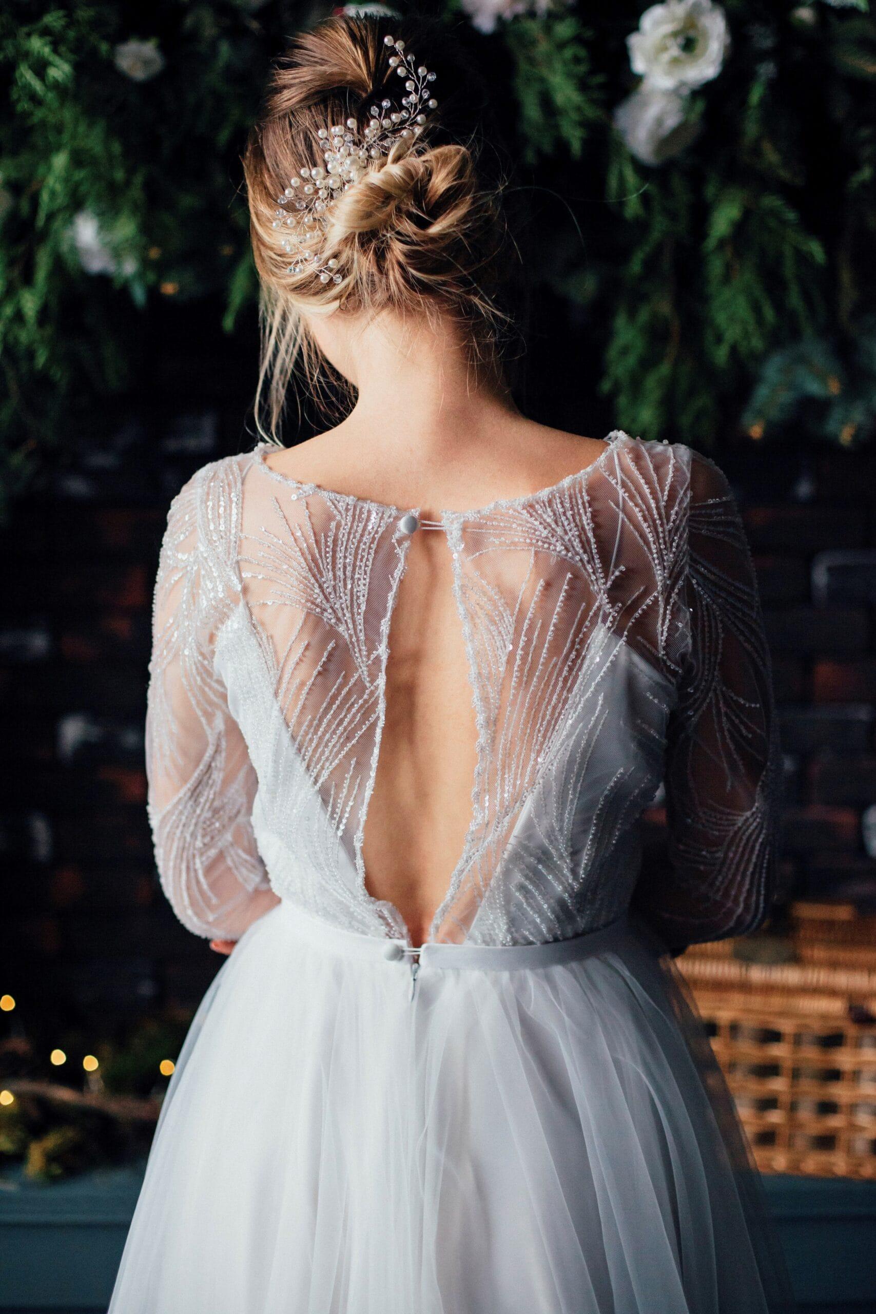 Свадебное платье EVELYN, коллекция THE ABSOLUTE LOVE, бренд RARE BRIDAL, фото 2