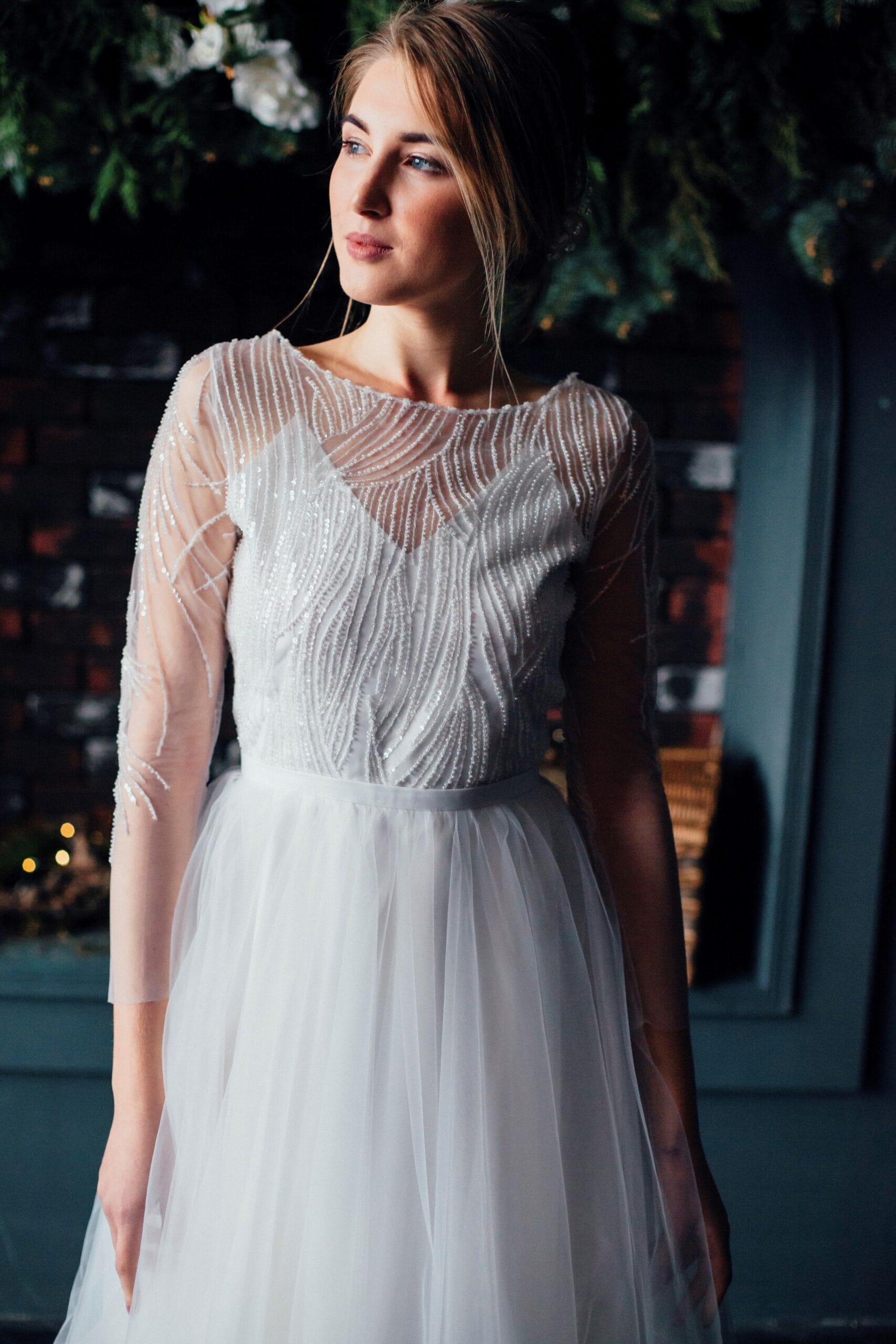 Свадебное платье EVELYN, коллекция THE ABSOLUTE LOVE, бренд RARE BRIDAL, фото 3