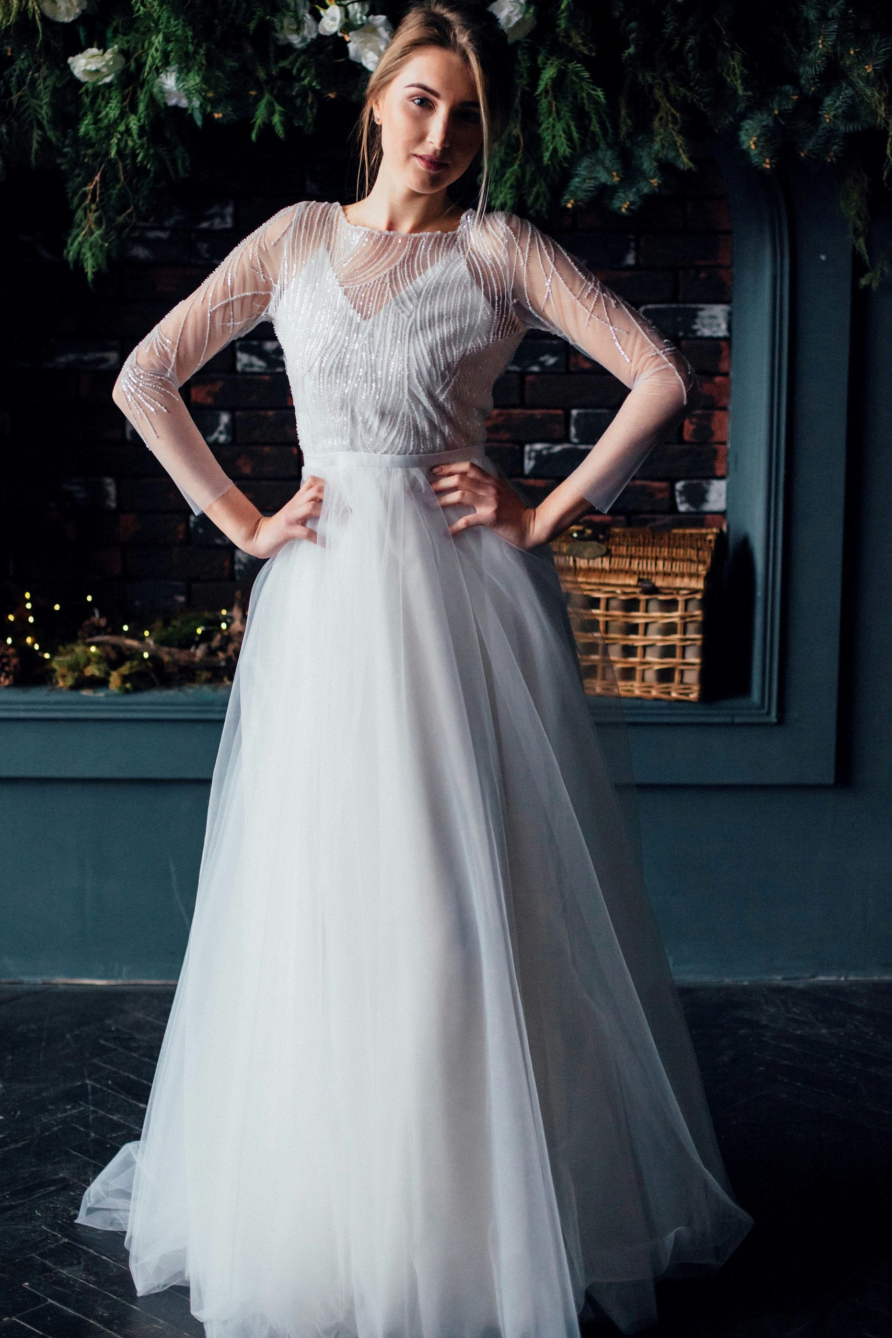 Свадебное платье EVELYN, коллекция THE ABSOLUTE LOVE, бренд RARE BRIDAL, фото 4
