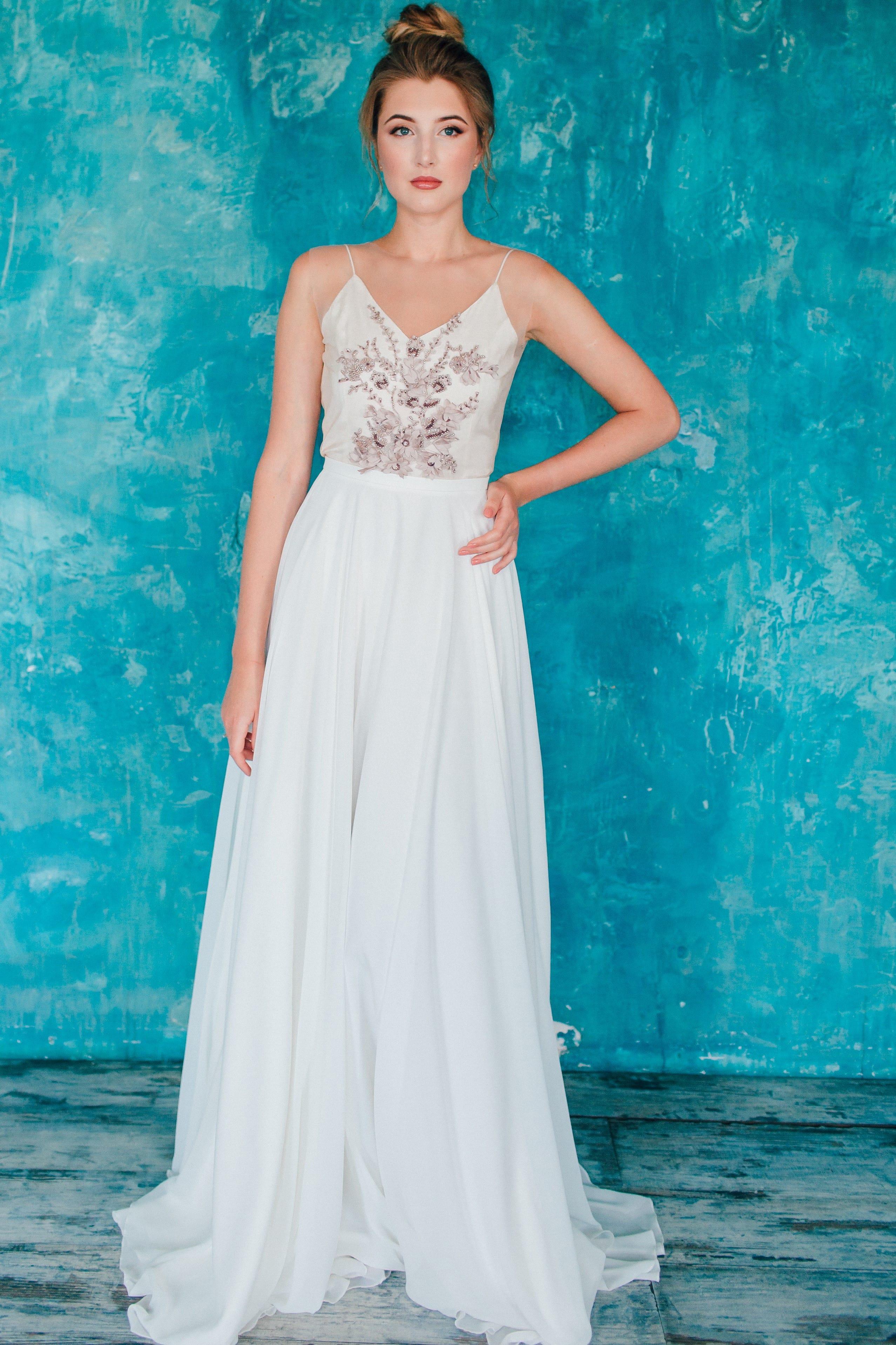 Свадебное платье LAYLA, коллекция THE ANGELS, бренд RARE BRIDAL, фото 1
