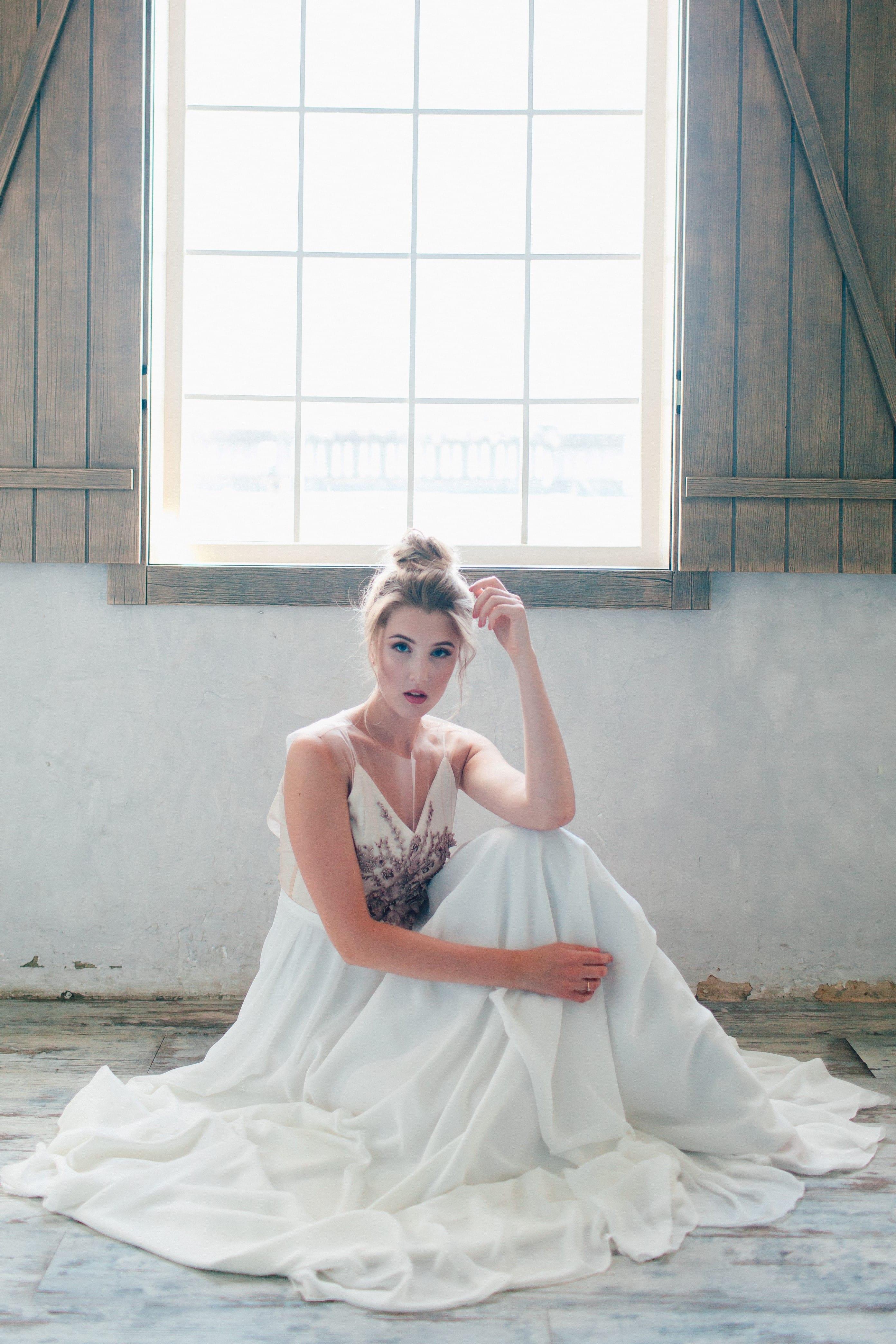 Свадебное платье LAYLA, коллекция THE ANGELS, бренд RARE BRIDAL, фото 2