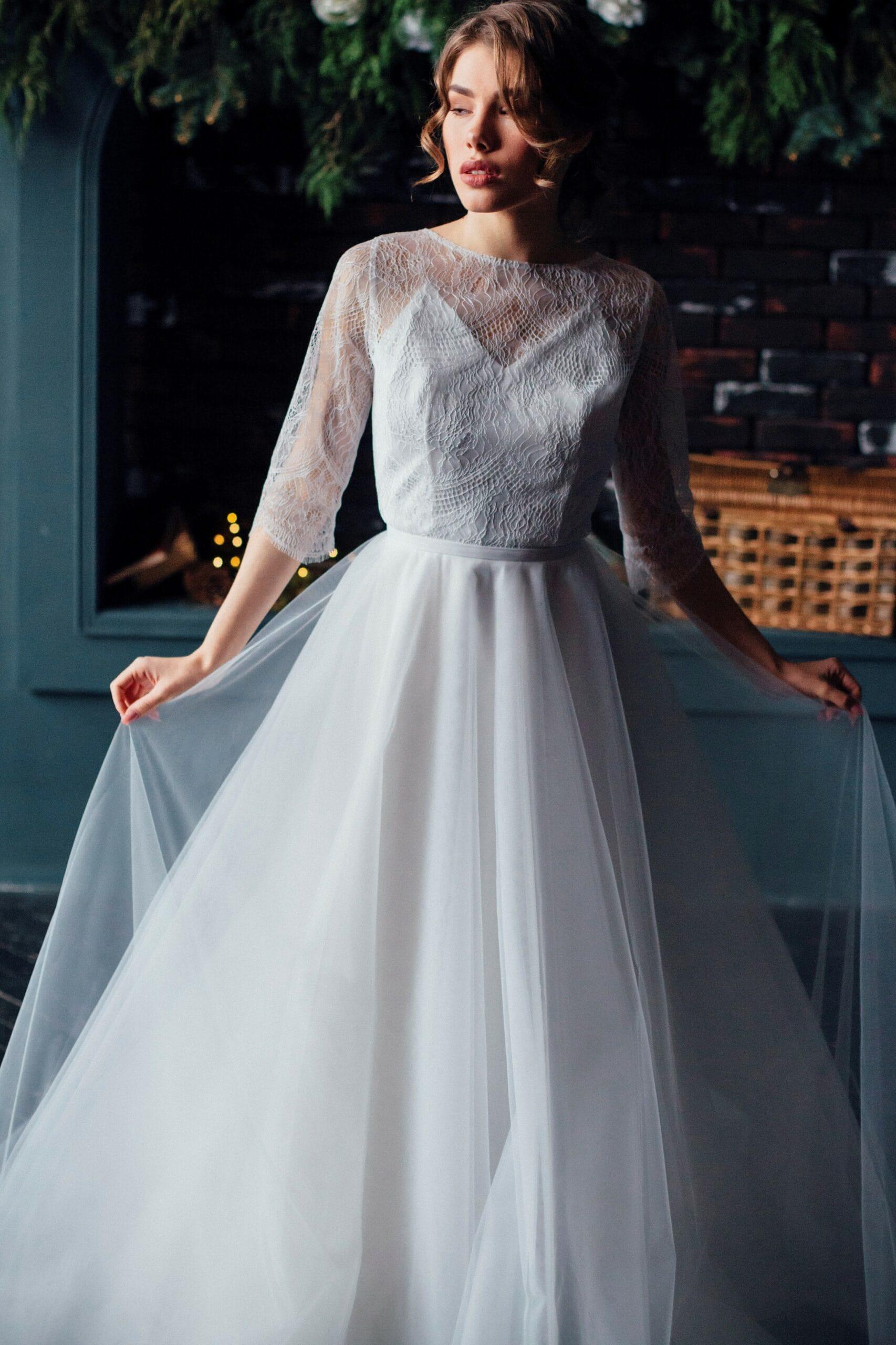 Свадебное платье DANIELLE, коллекция THE ABSOLUTE LOVE, бренд RARE BRIDAL, фото 1