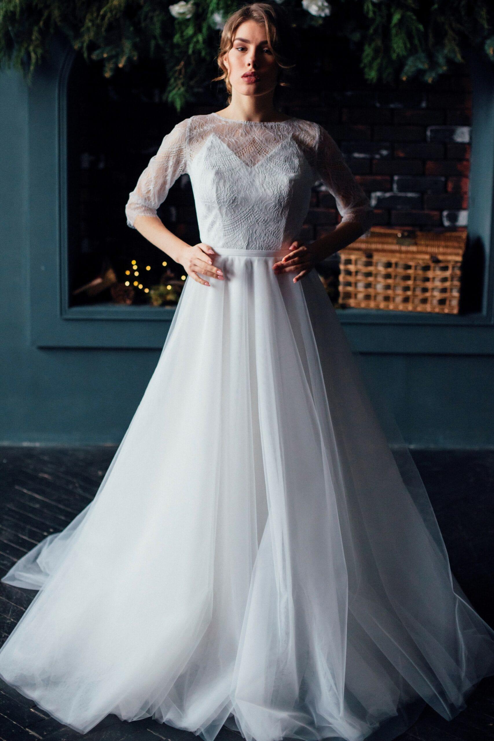 Свадебное платье DANIELLE, коллекция THE ABSOLUTE LOVE, бренд RARE BRIDAL, фото 2