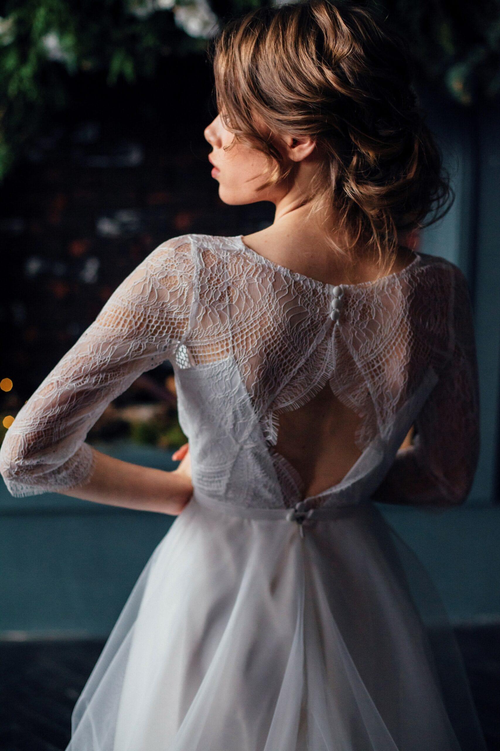 Свадебное платье DANIELLE, коллекция THE ABSOLUTE LOVE, бренд RARE BRIDAL, фото 3