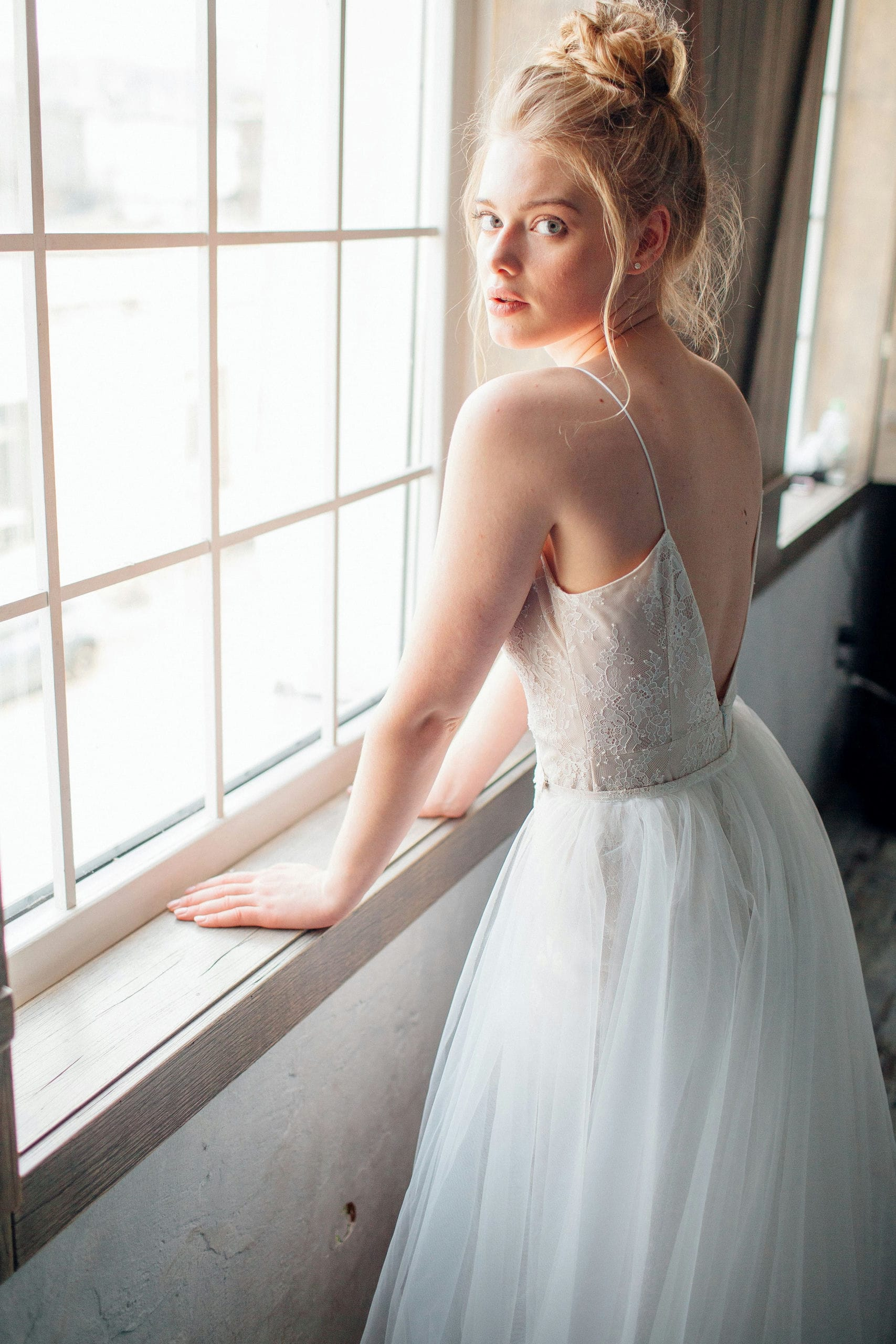 Свадебное платье SERAPHIA, коллекция THE ANGELS, бренд RARE BRIDAL, фото 1