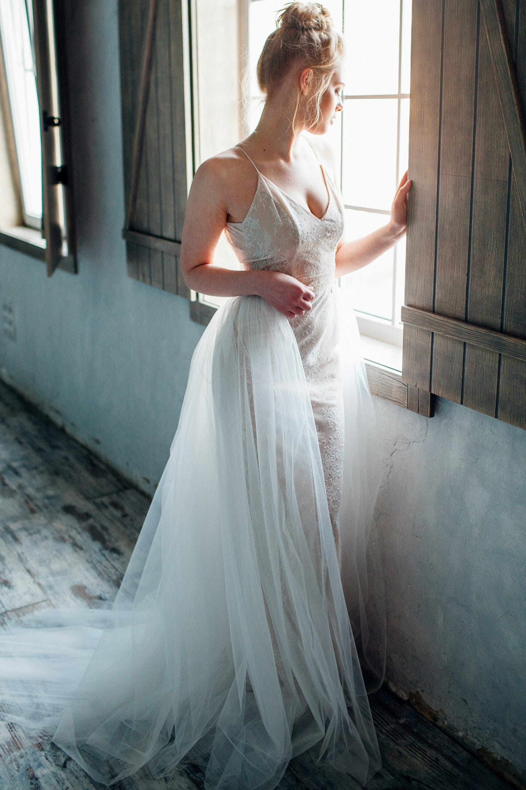 Свадебное платье SERAPHIA, коллекция THE ANGELS, бренд RARE BRIDAL, фото 2