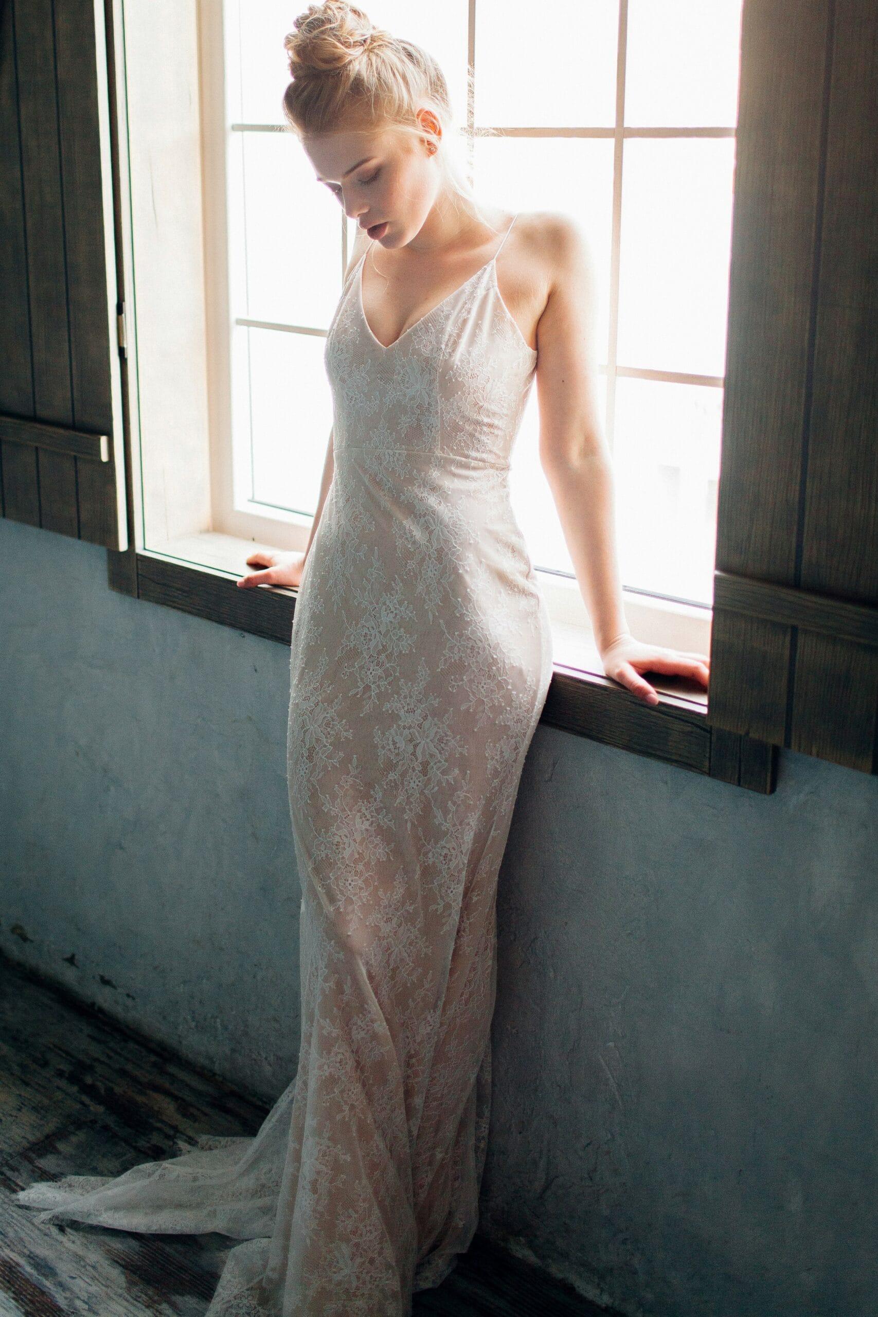 Свадебное платье SERAPHIA, коллекция THE ANGELS, бренд RARE BRIDAL, фото 3