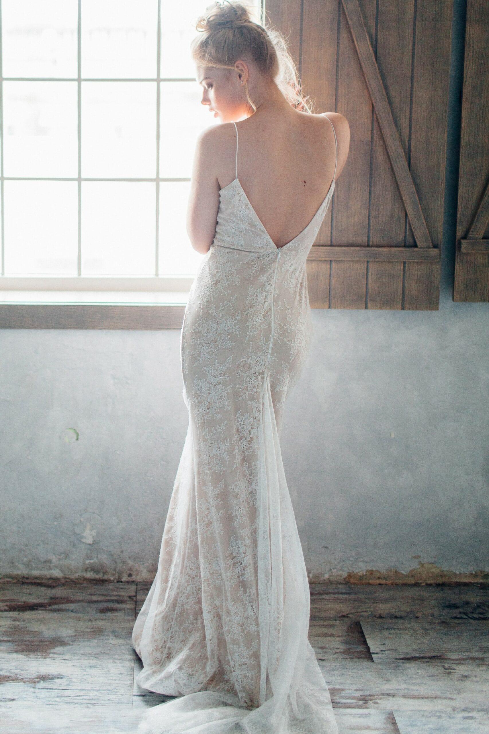 Свадебное платье SERAPHIA, коллекция THE ANGELS, бренд RARE BRIDAL, фото 4