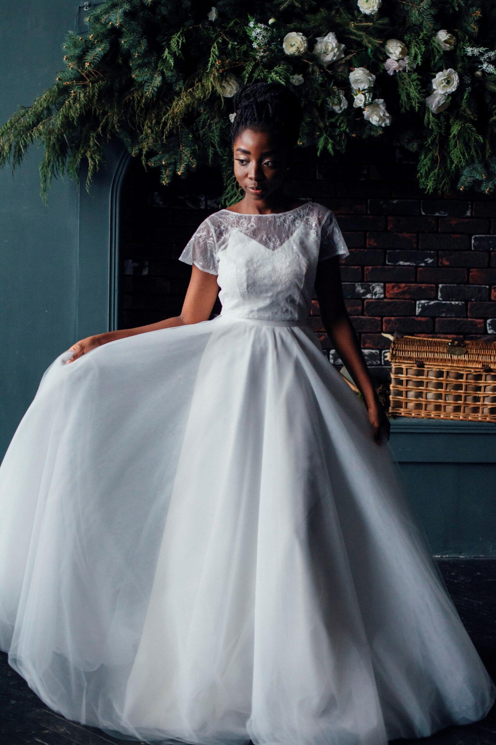 Свадебное платье MELANIE, коллекция THE ABSOLUTE LOVE, бренд RARE BRIDAL, фото 2