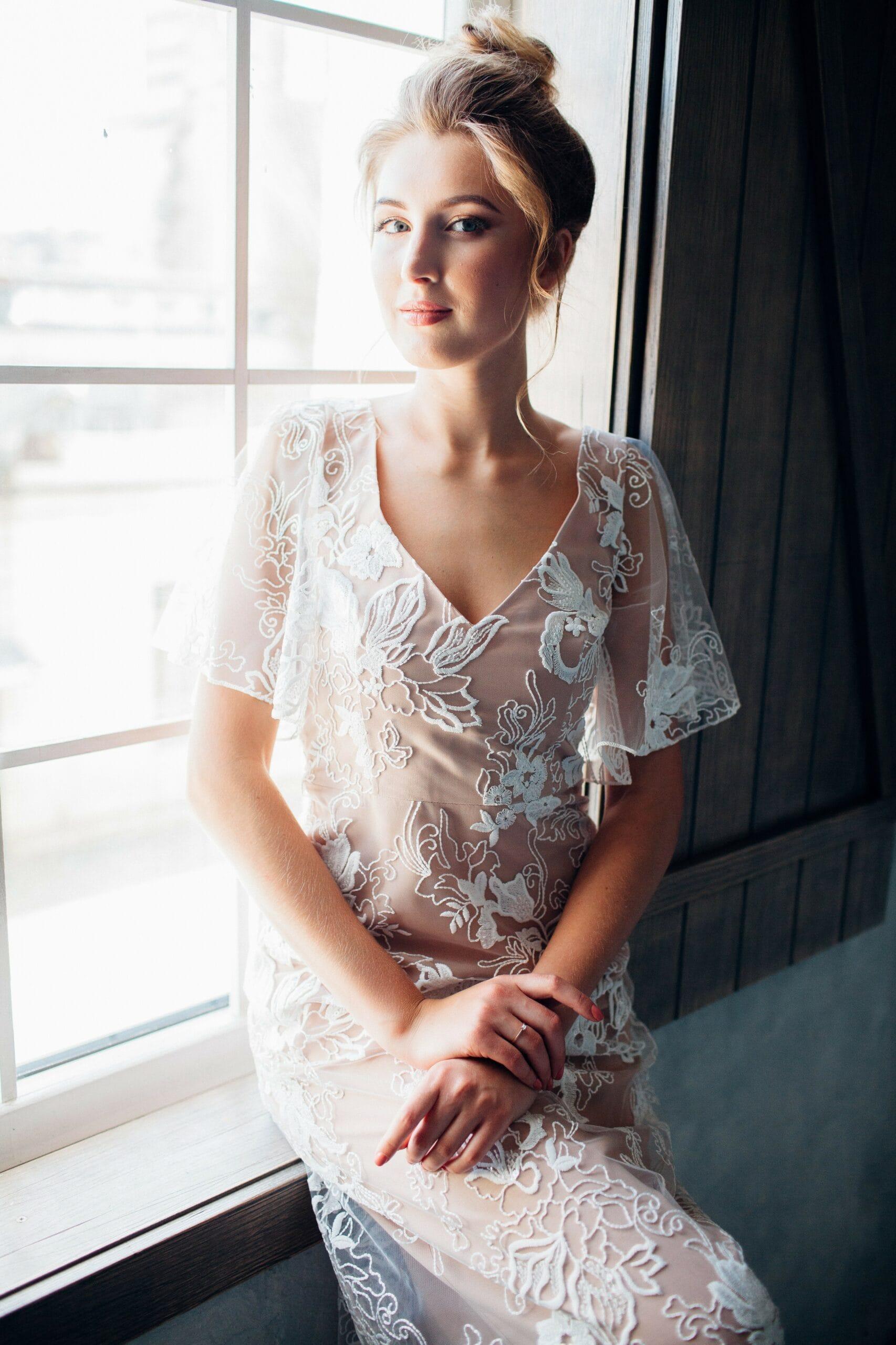 Свадебное платье TABRISA, коллекция THE ANGELS, бренд RARE BRIDAL, фото 2