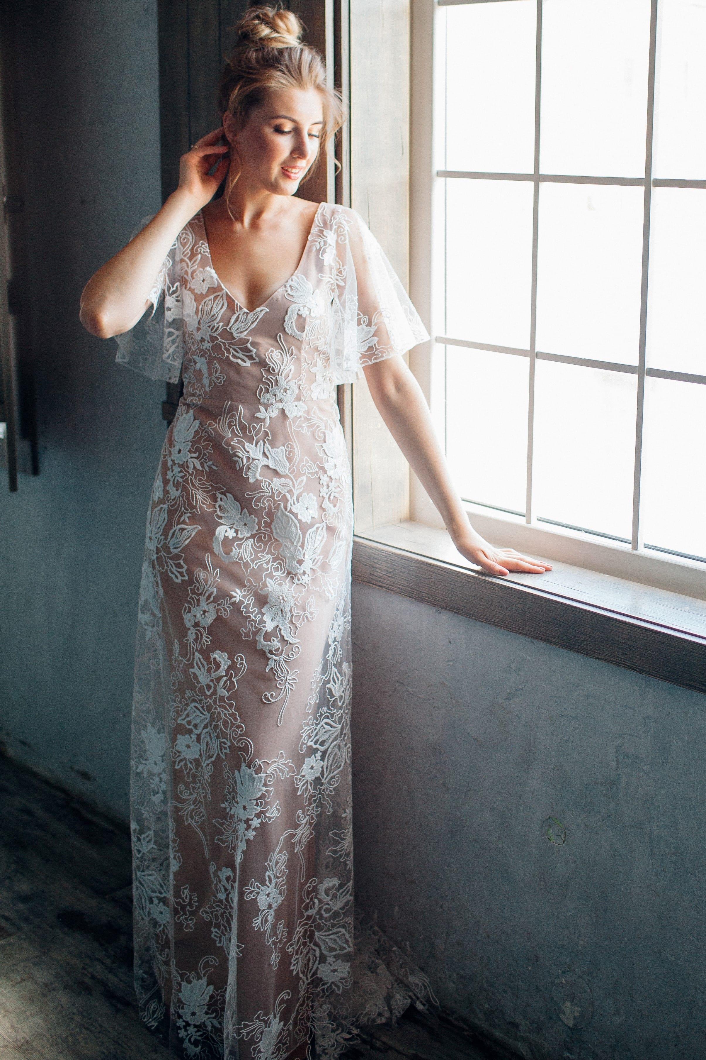 Свадебное платье TABRISA, коллекция THE ANGELS, бренд RARE BRIDAL, фото 3