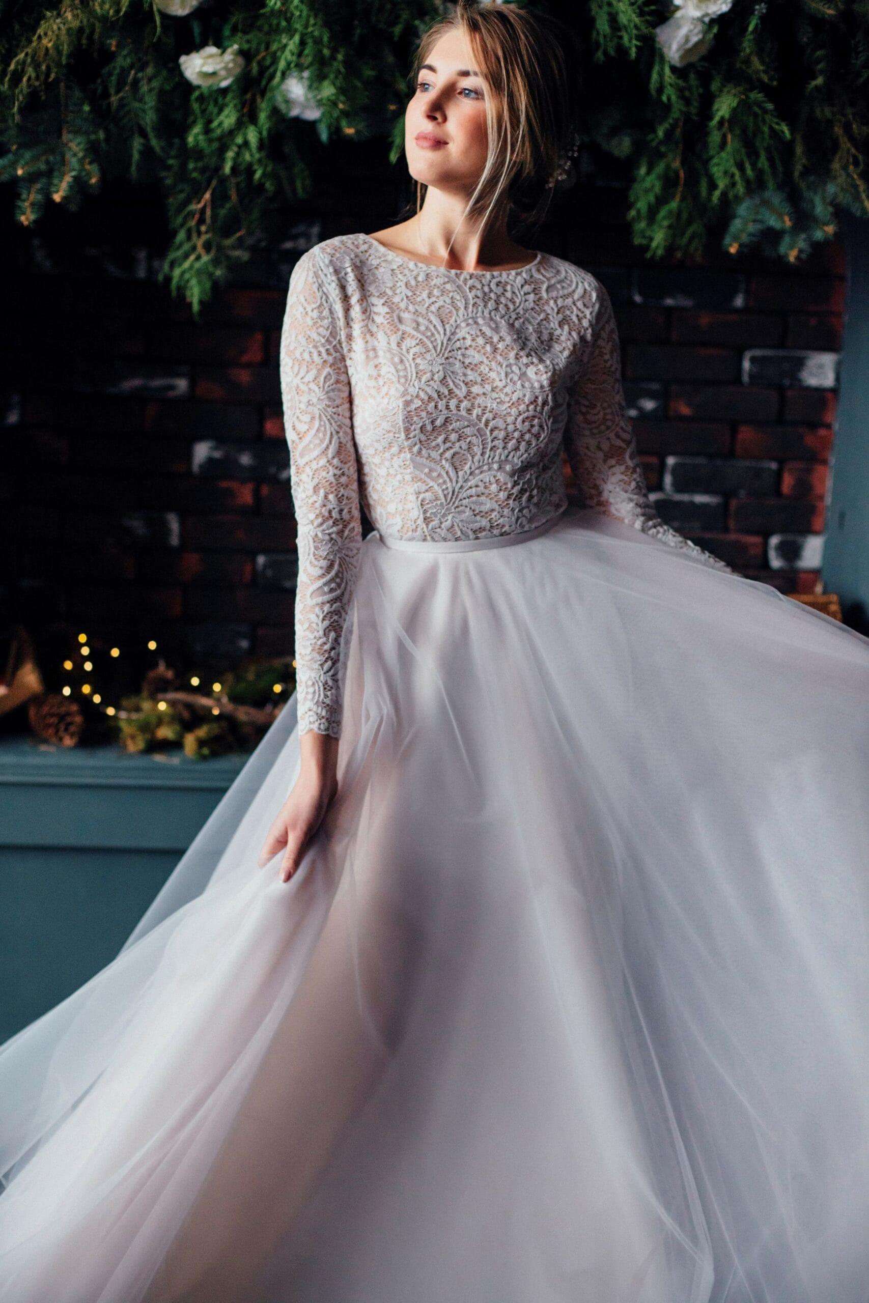 Свадебное платье CAROLINE, коллекция THE ABSOLUTE LOVE, бренд RARE BRIDAL, фото 1