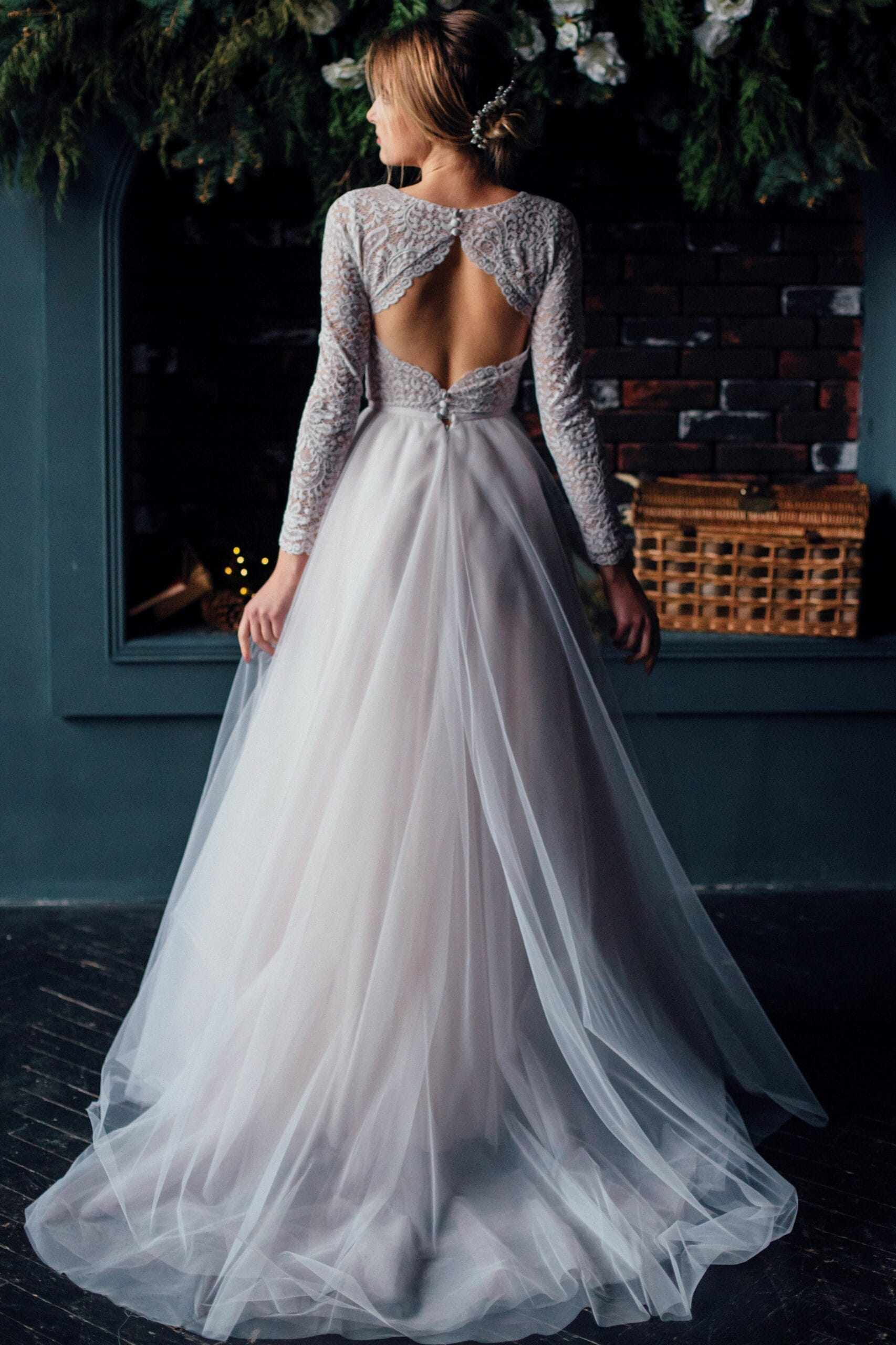 Свадебное платье CAROLINE, коллекция THE ABSOLUTE LOVE, бренд RARE BRIDAL, фото 2