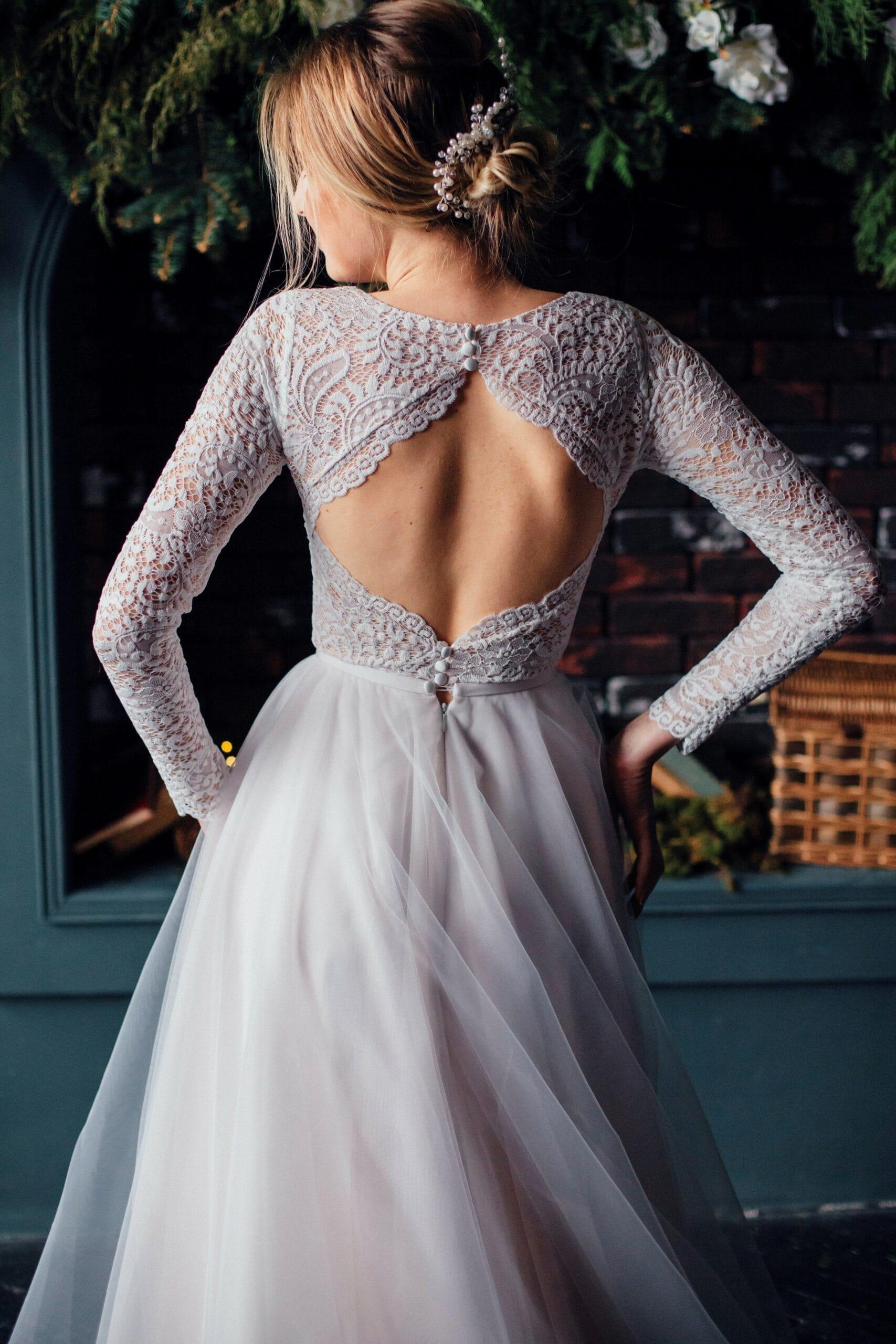 Свадебное платье CAROLINE, коллекция THE ABSOLUTE LOVE, бренд RARE BRIDAL, фото 4
