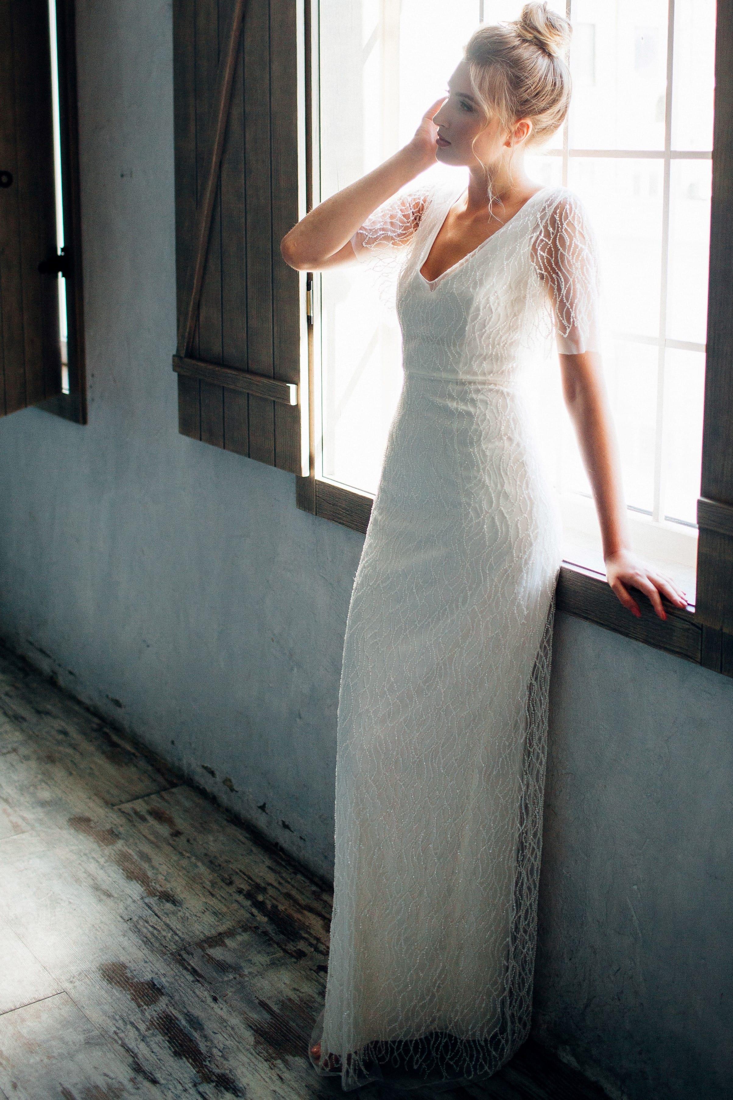 Свадебное платье HADARIELA, коллекция THE ANGELS, бренд RARE BRIDAL, фото 1