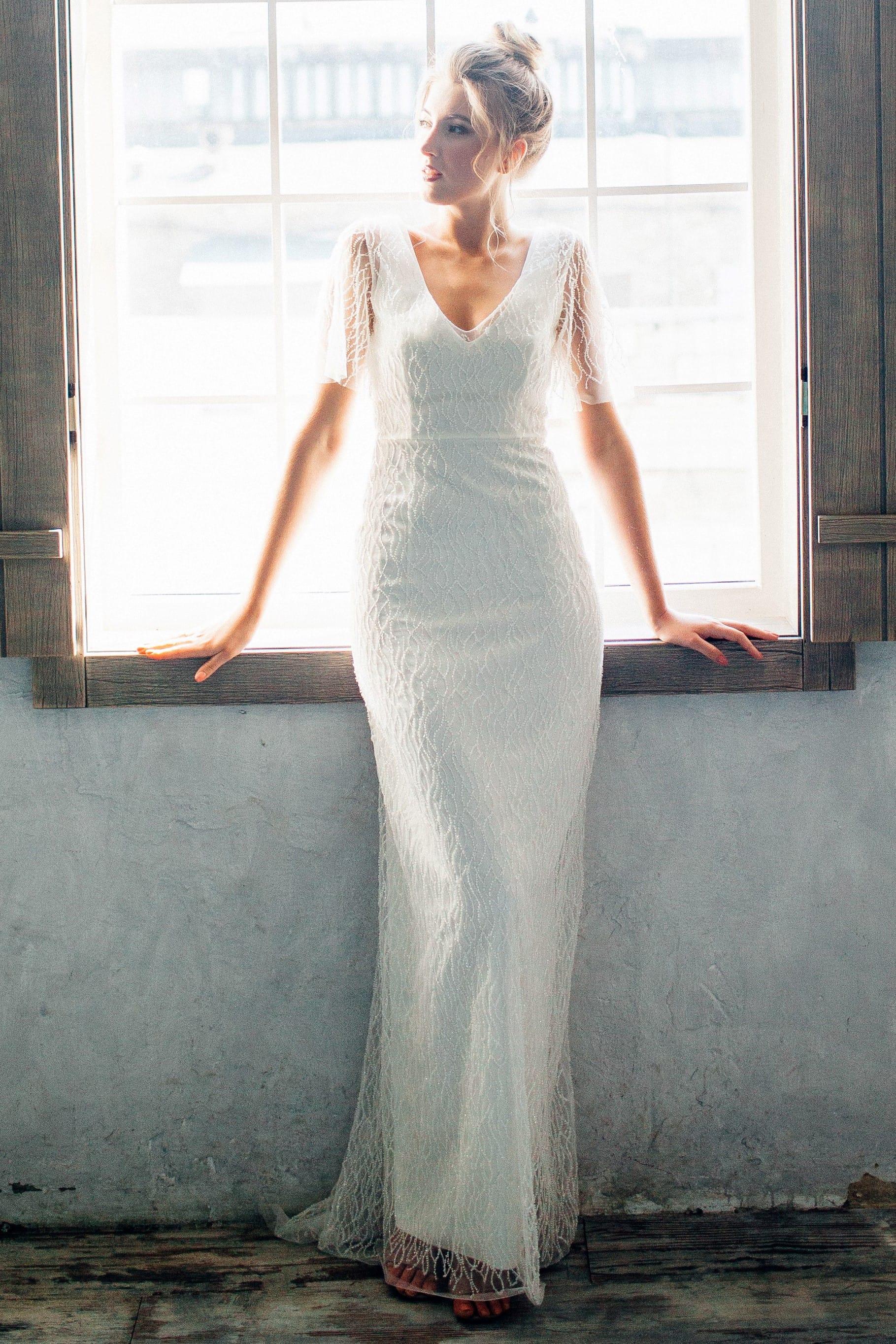 Свадебное платье HADARIELA, коллекция THE ANGELS, бренд RARE BRIDAL, фото 3