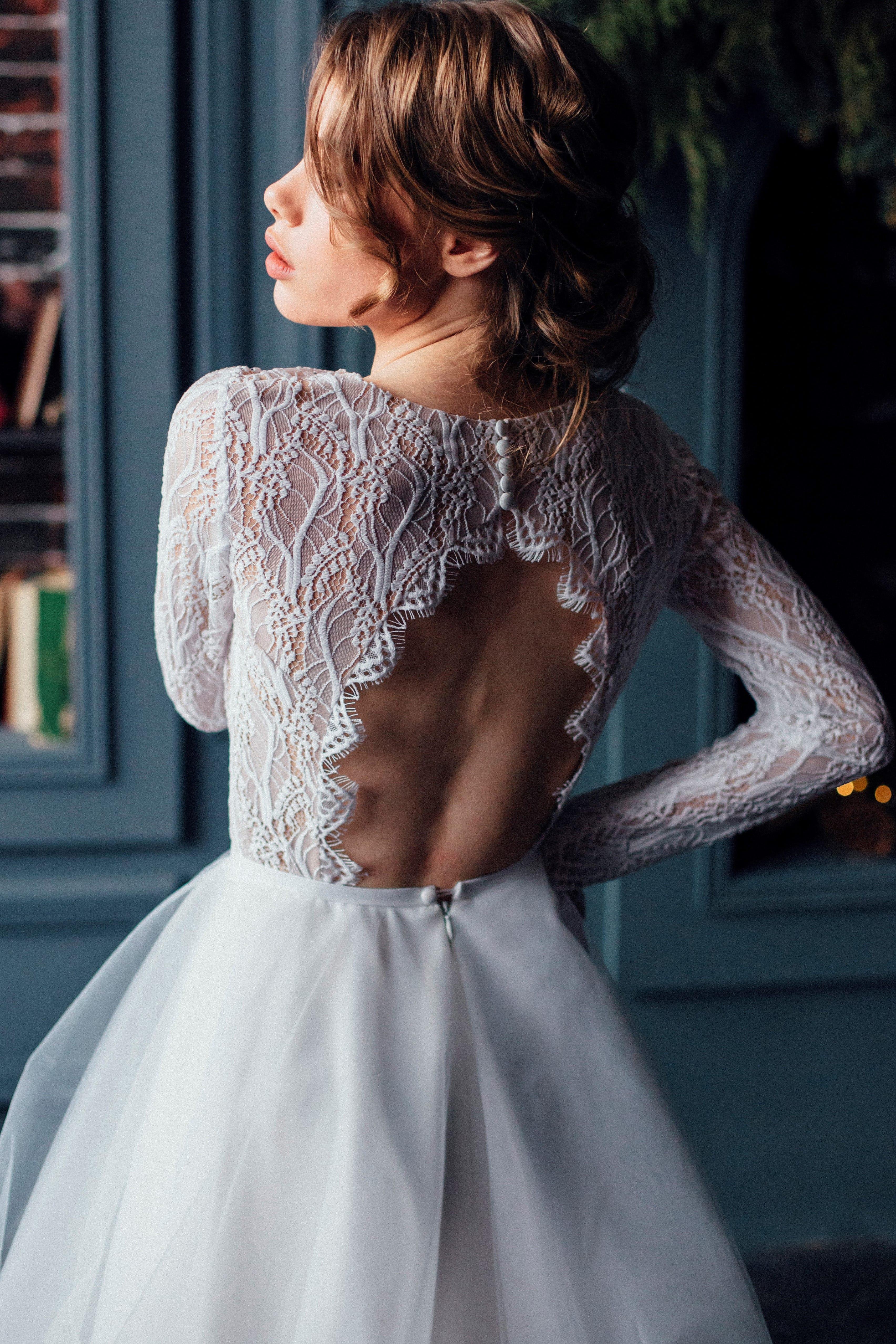 Свадебное платье PATRICIA, коллекция THE ABSOLUTE LOVE, бренд RARE BRIDAL, фото 3