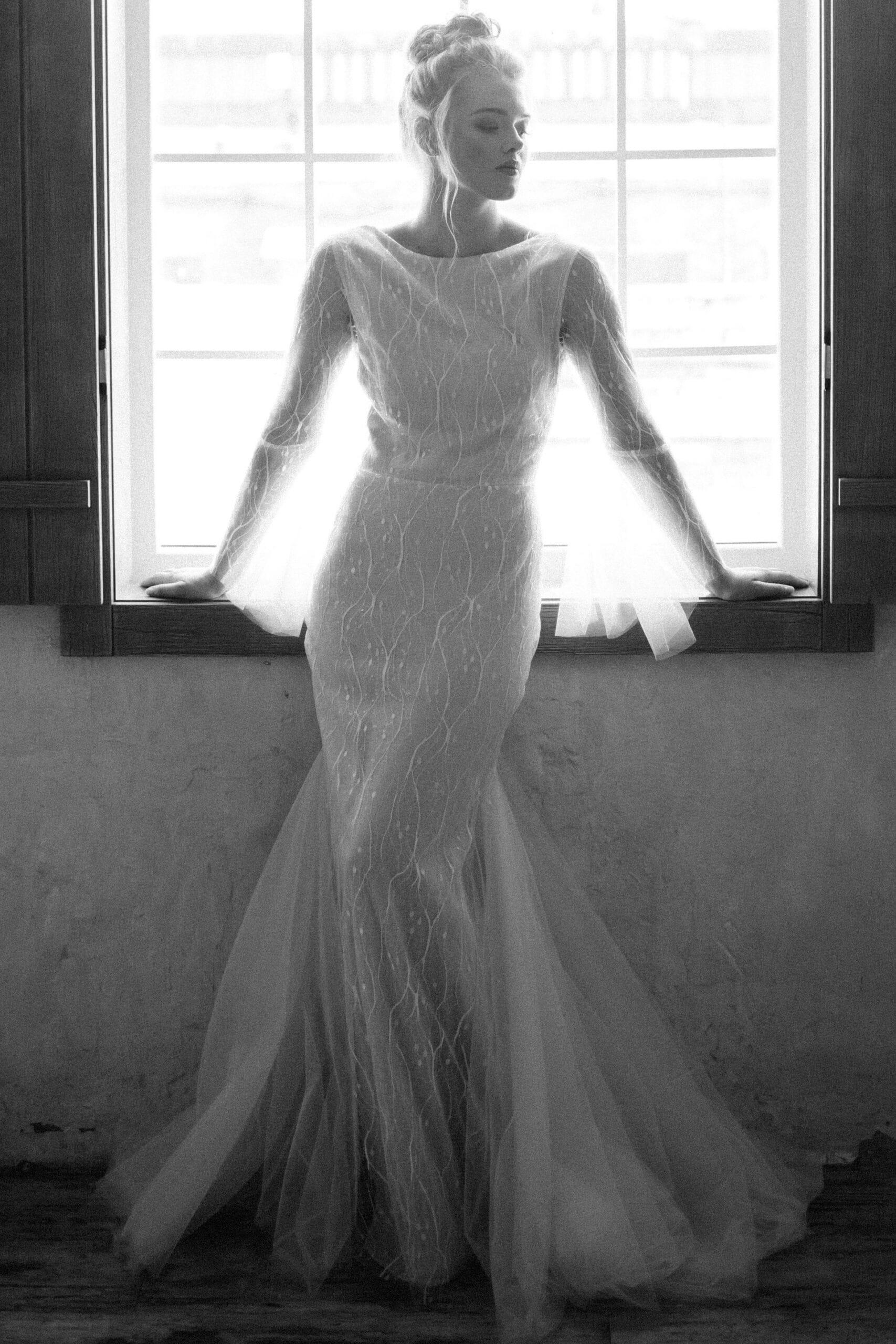 Свадебное платье ZOPHIELA, коллекция THE ANGELS, бренд RARE BRIDAL, фото 1