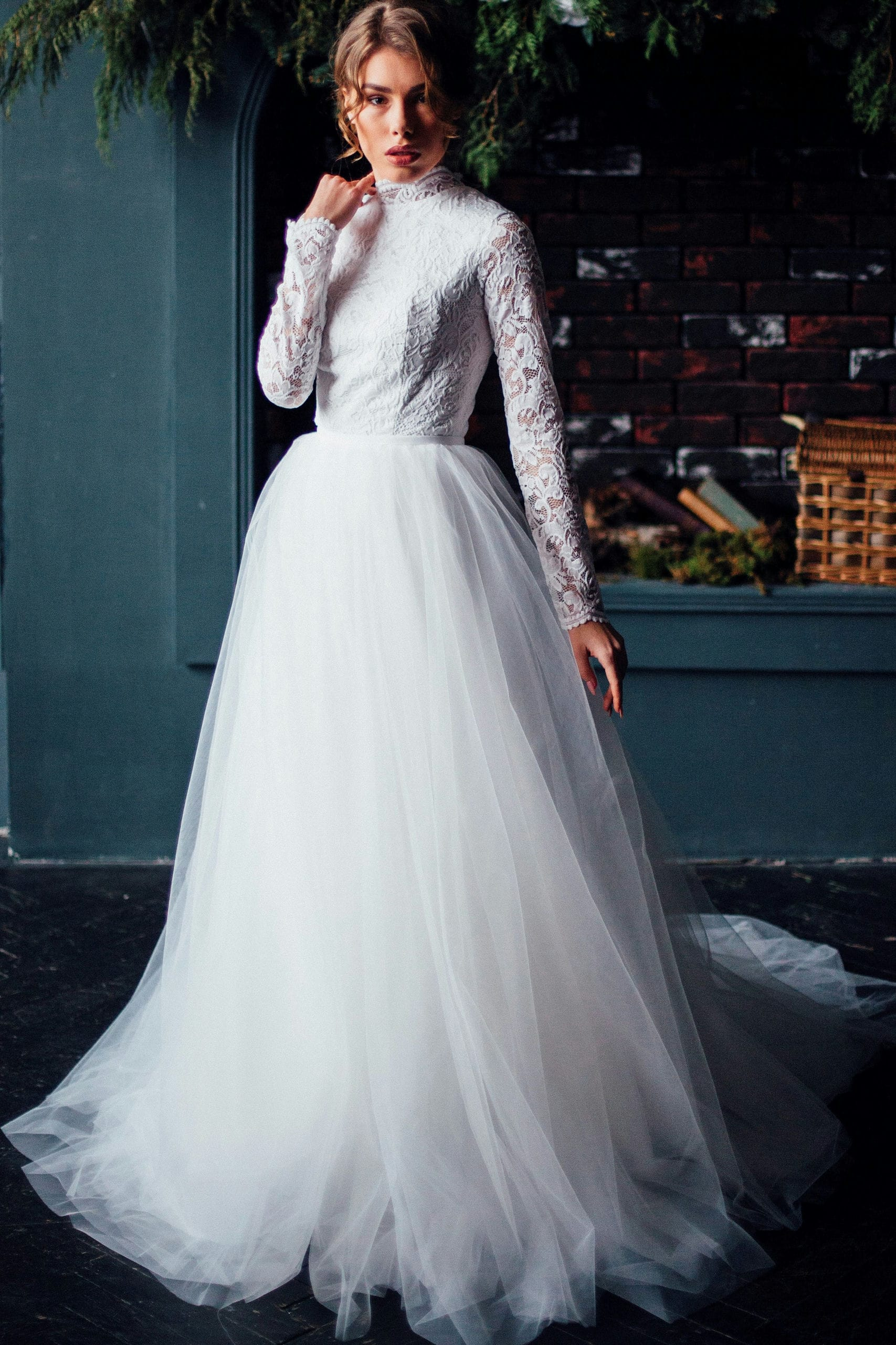 Свадебное платье CHRISTINE, коллекция THE ABSOLUTE LOVE, бренд RARE BRIDAL, фото 2